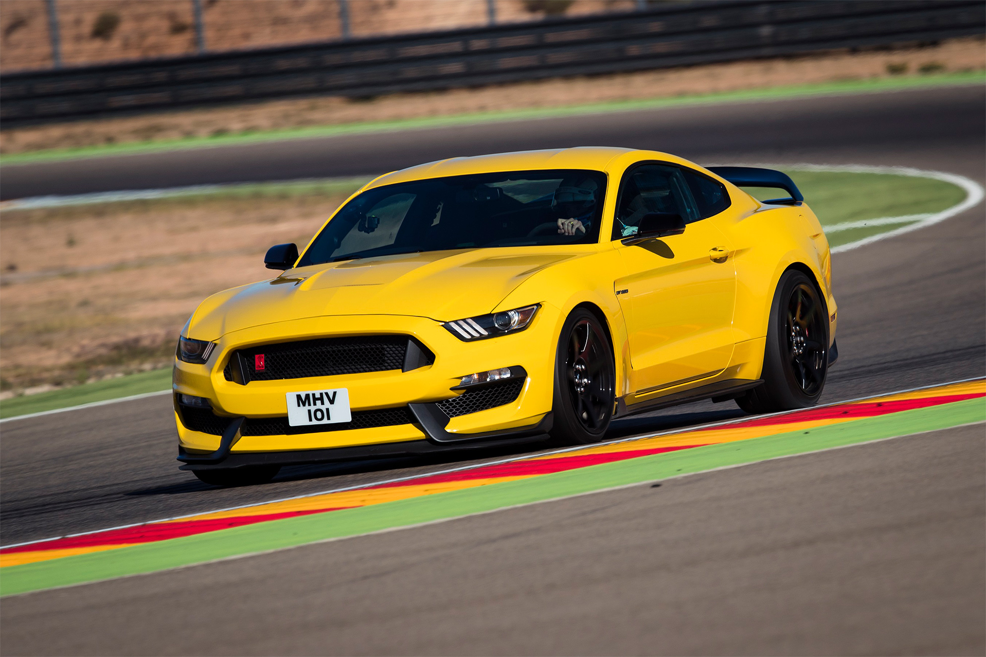 TrackWorthy - The Mustang GT350R