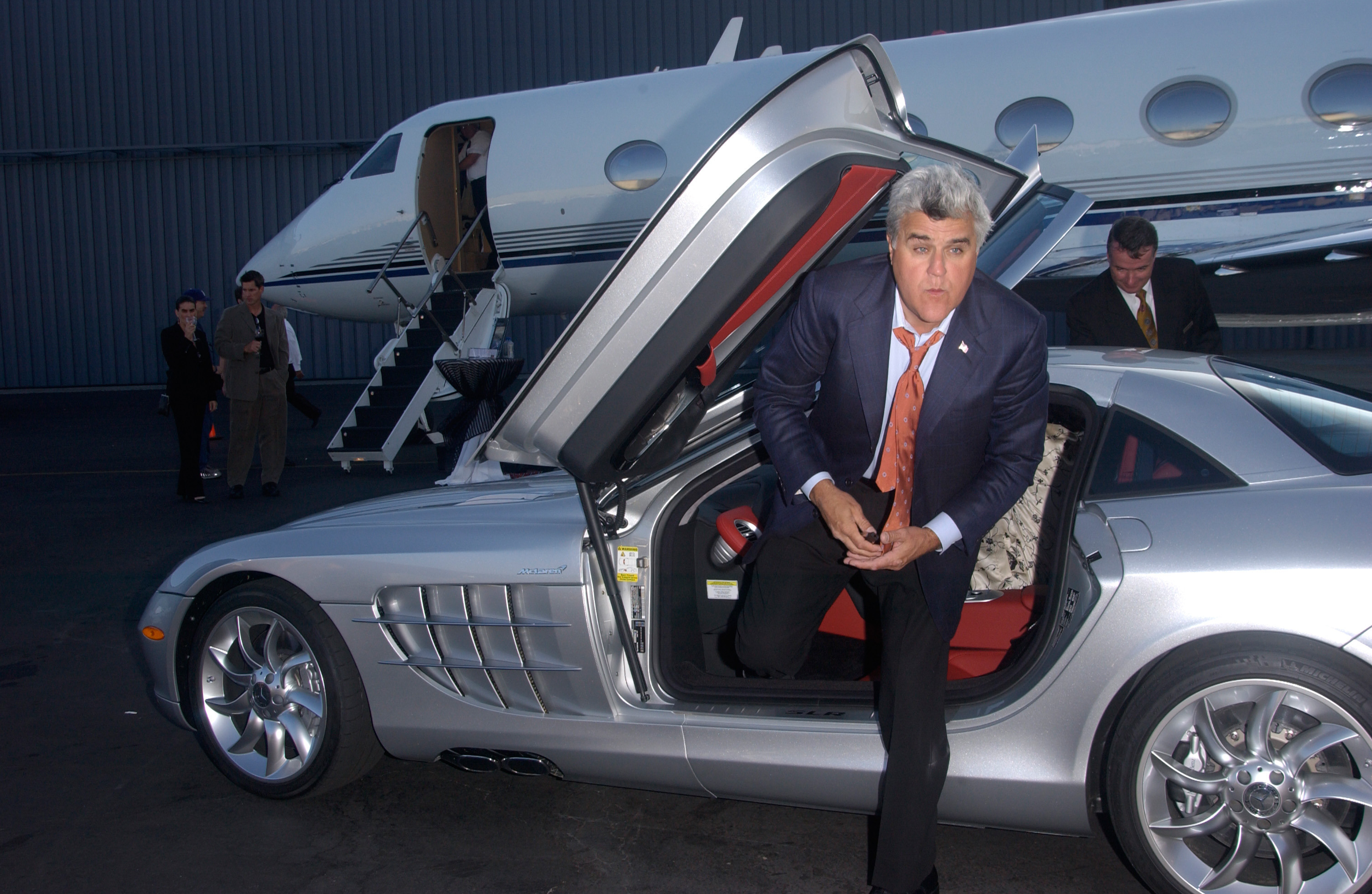 Jay Leno Auto Collection