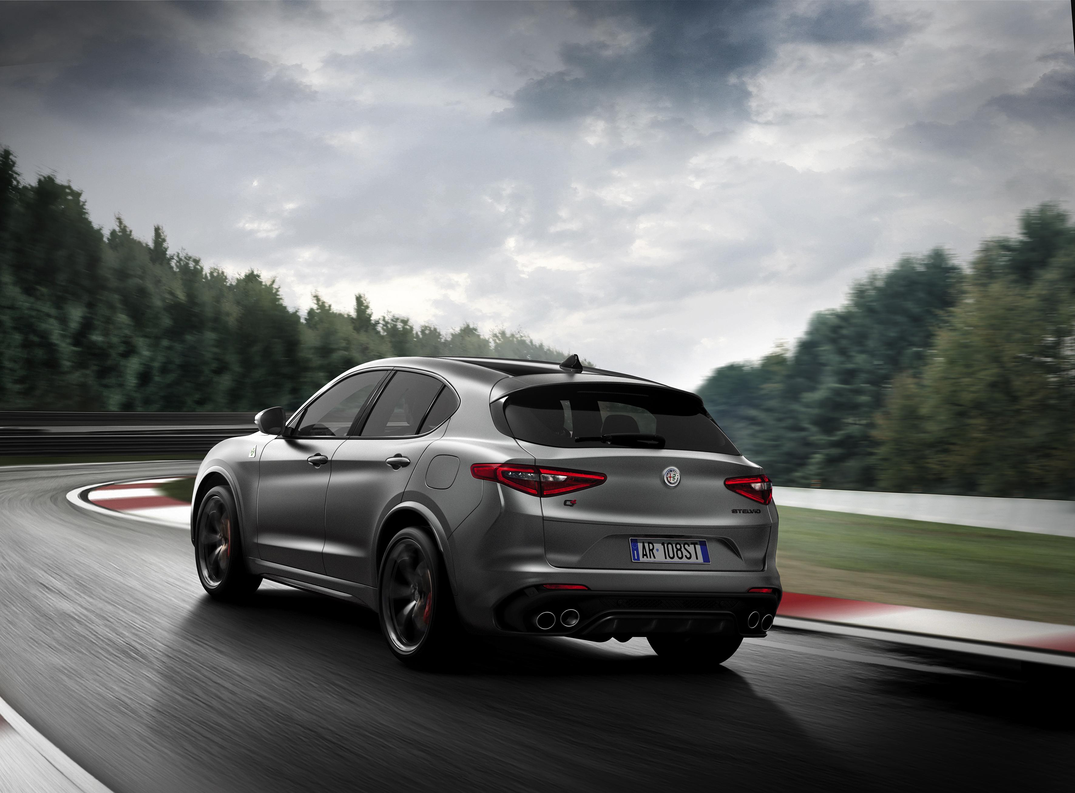 Alfa Romeo Showcases Performance At Geneva Wheels Ca