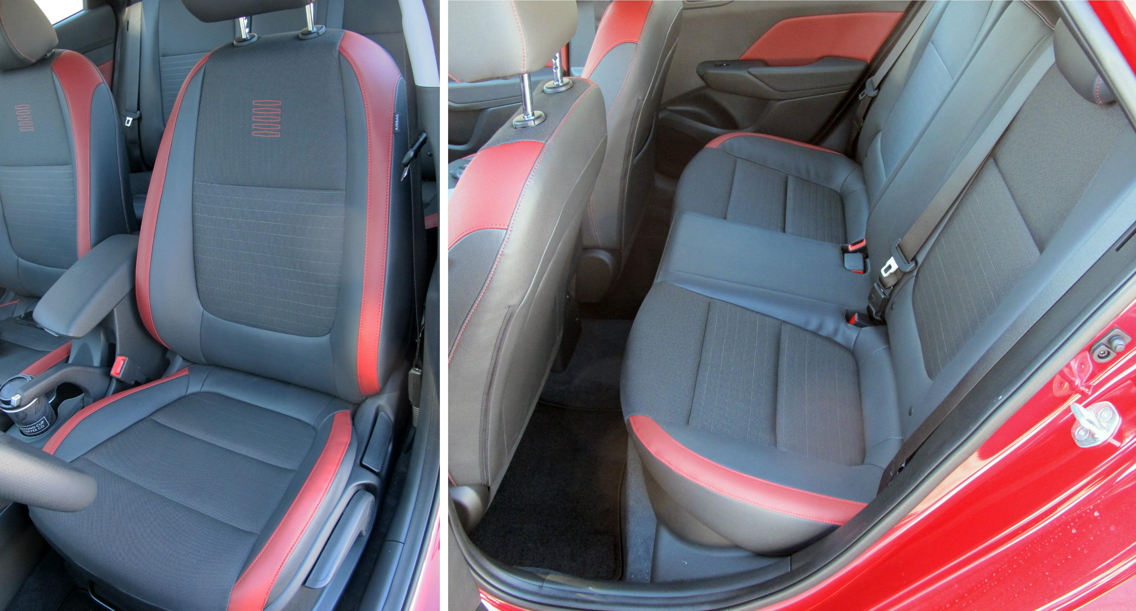 Hyundai Accent Gls Hatch Surprises On Many Levels Wheels Ca