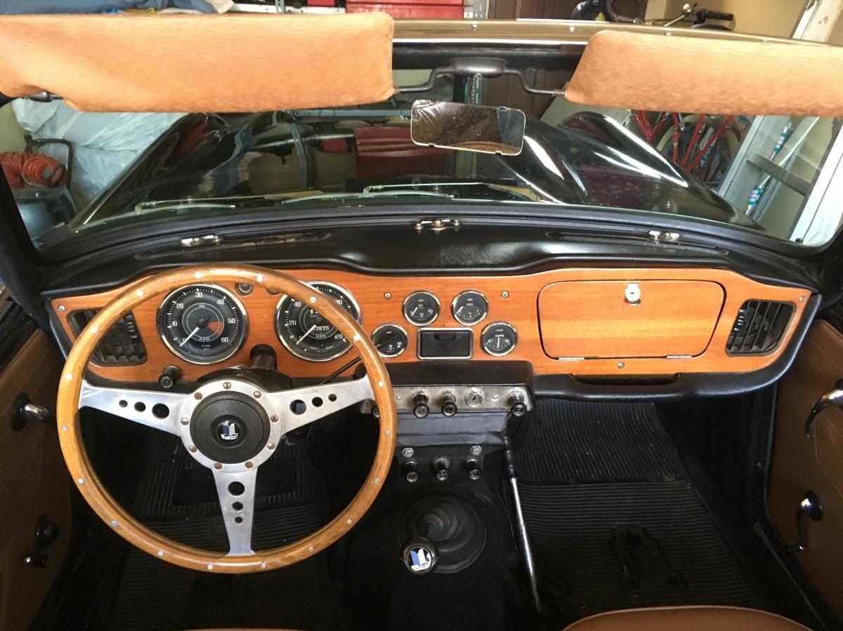 Eye Candy: 1964 Triumph TR4