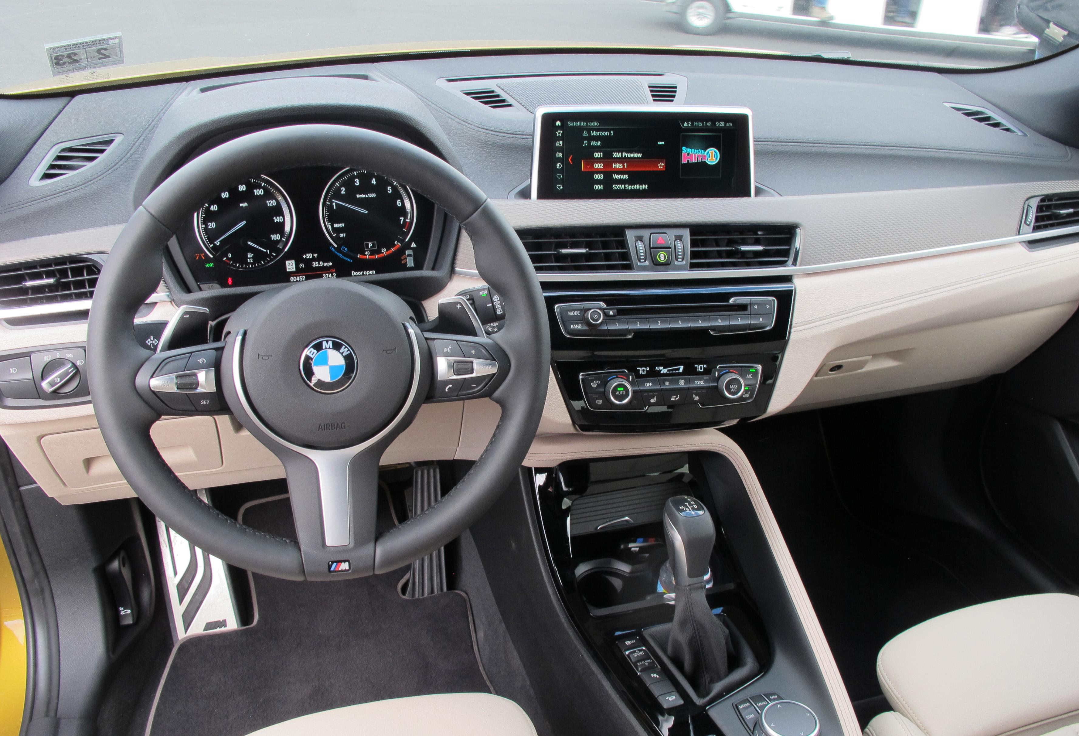 2018 BMW X2 xDrive28i review