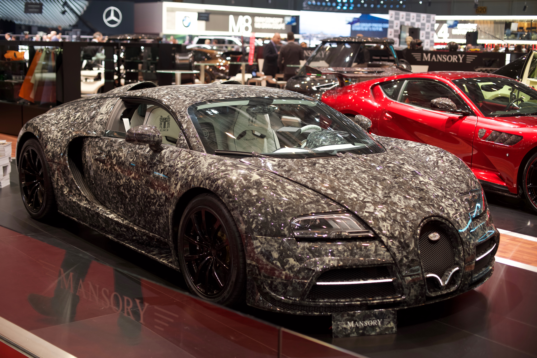 Mansory Veyron Geneva
