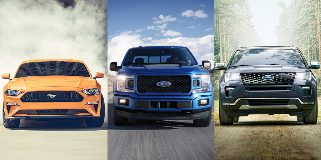Ford future hybrid f-150 vehicles lineup