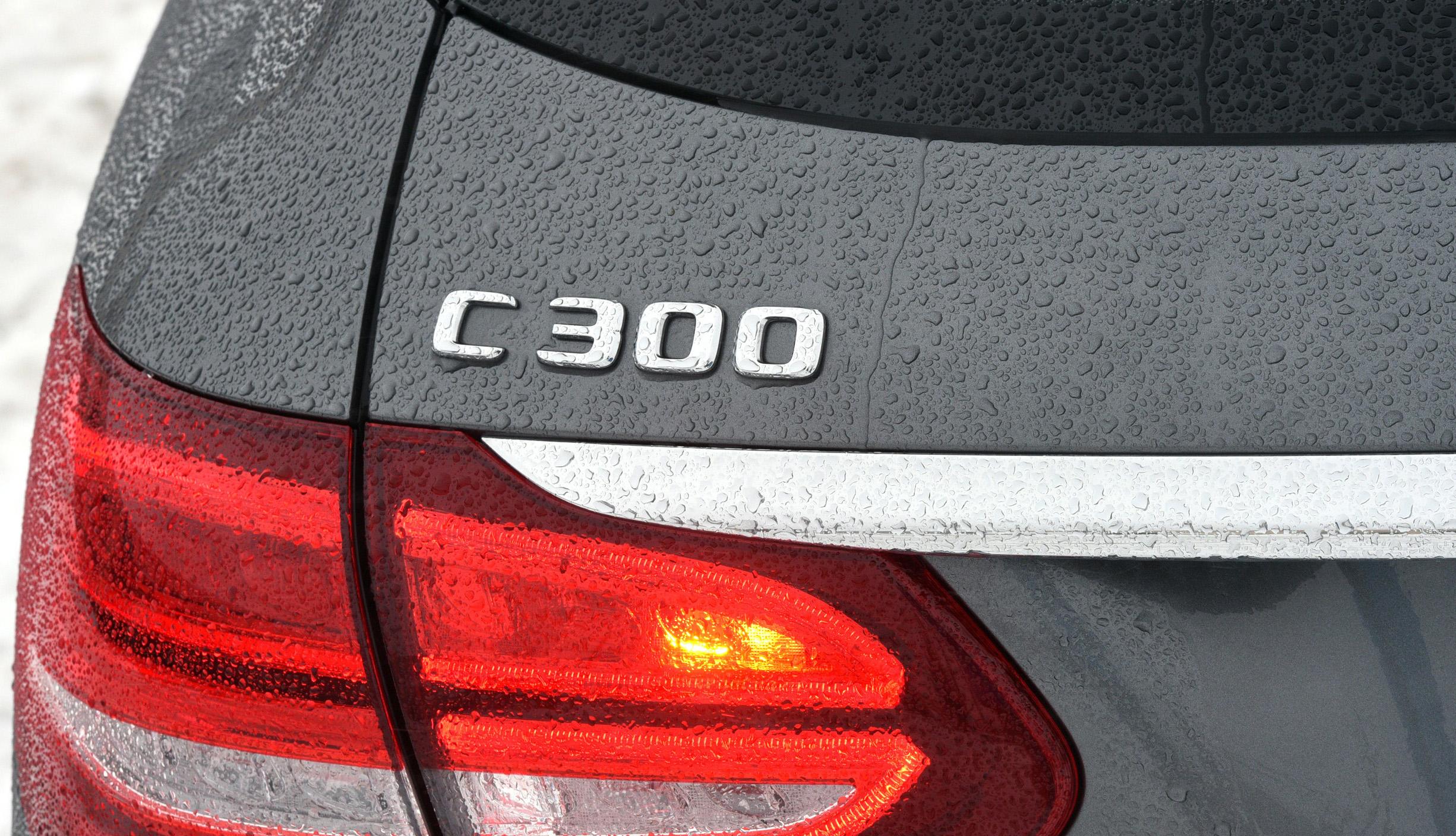 2018 Mercedes-Benz C 300 4Matic Wagon review