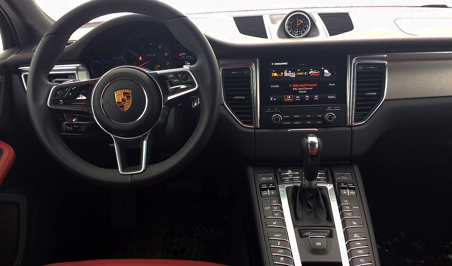 Macan Has Practicality And Style Befitting The Porsche Name Wheels Ca
