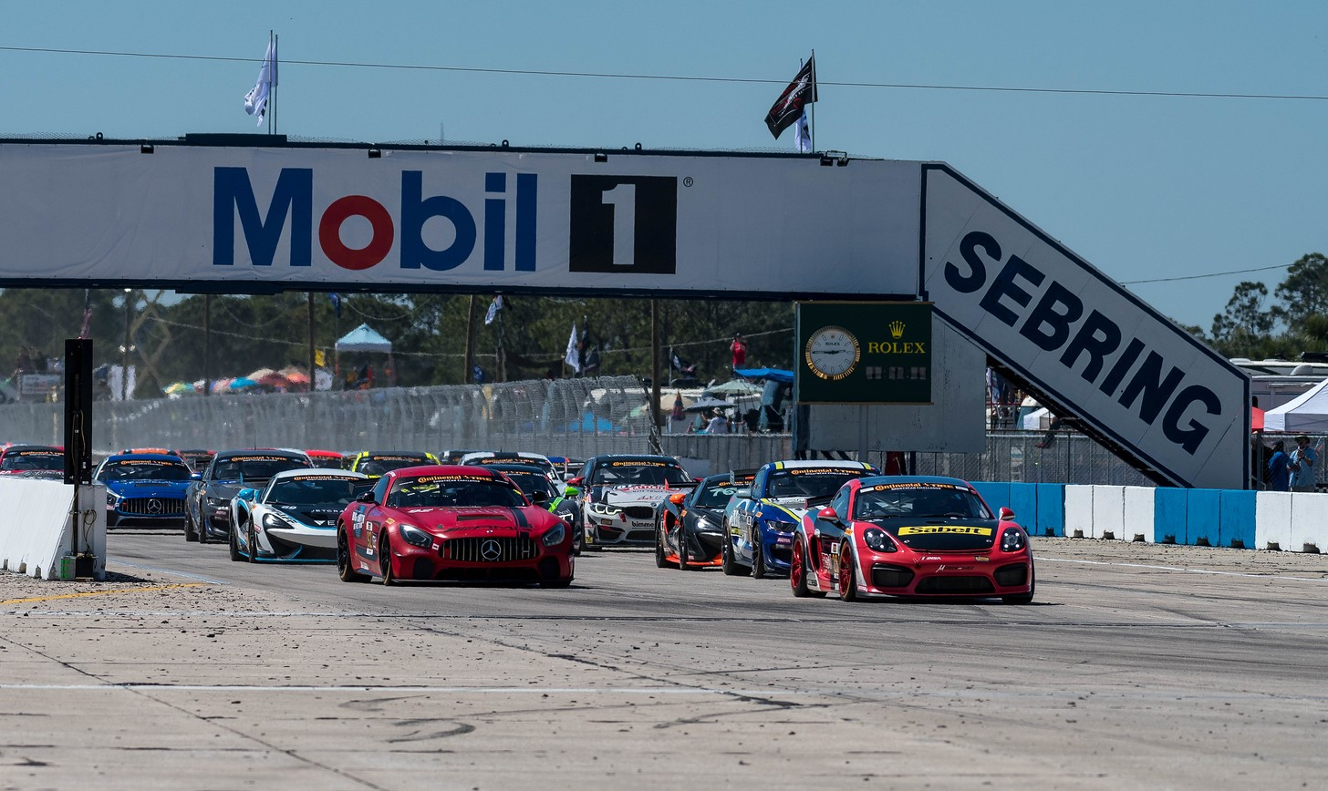 Canadians Win At Continental Tire Sportscar Challenge Race