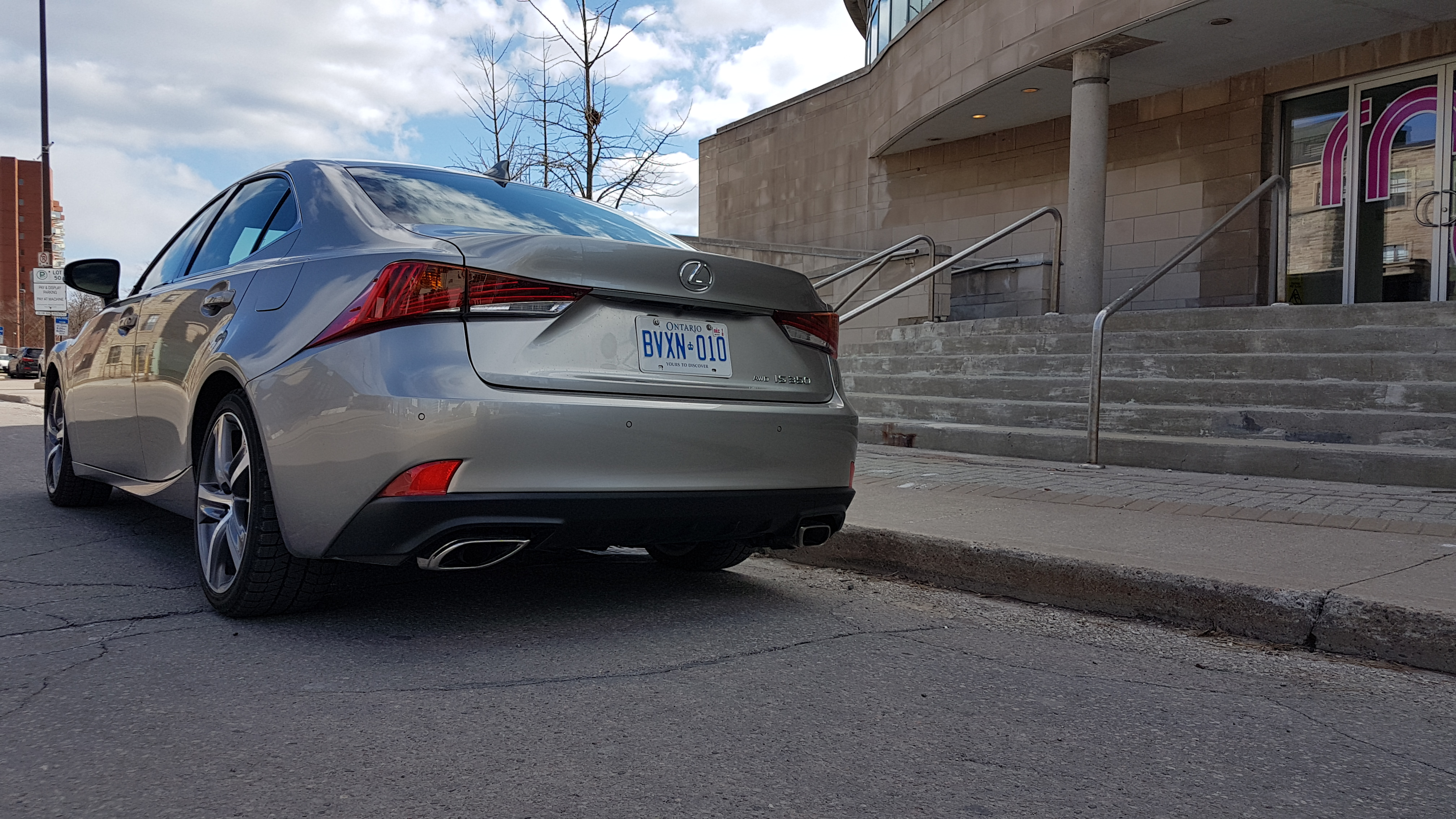 2018 Lexus IS 350 AWD Review