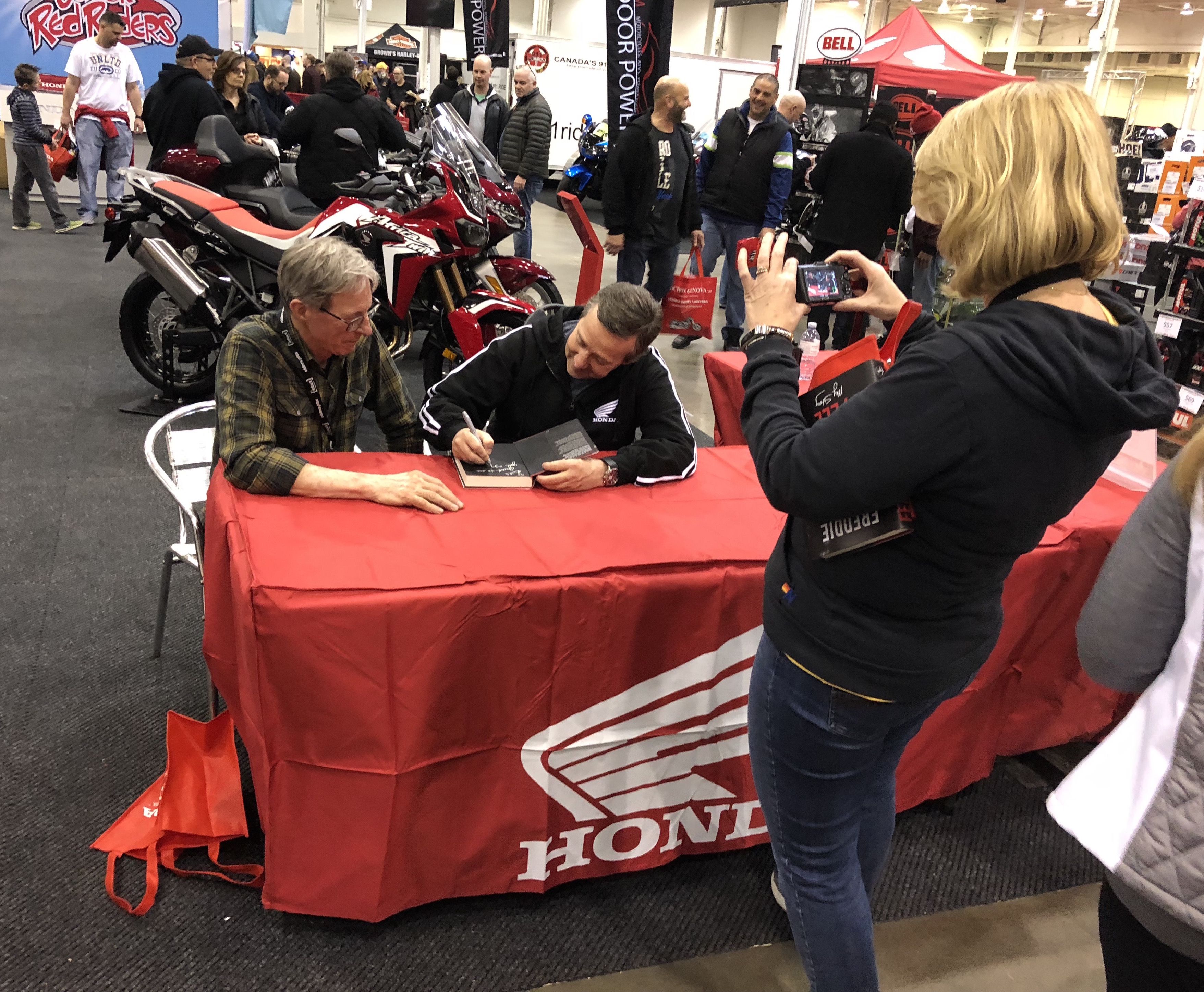 Spring Motorcycle Show