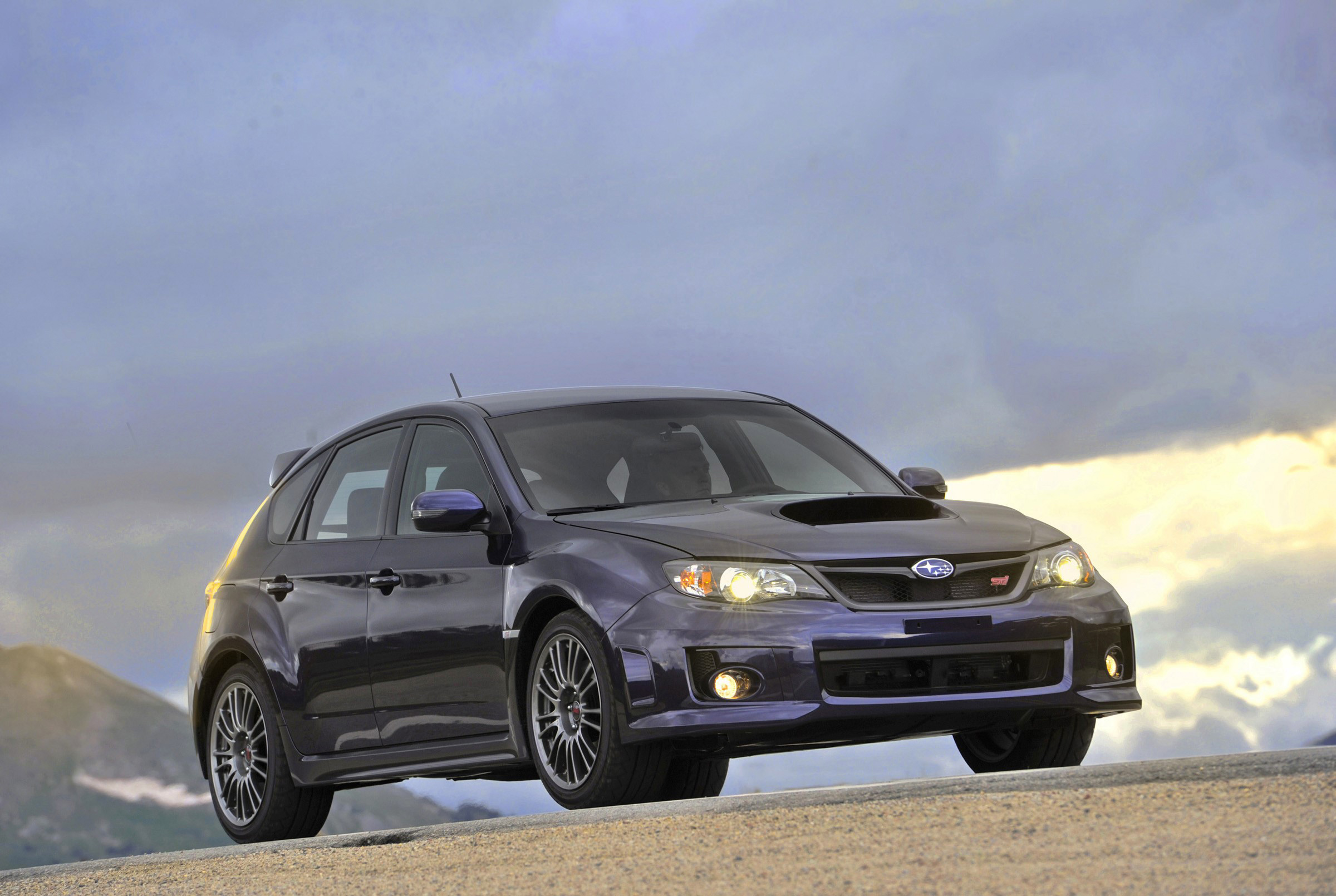 Subaru STI Turns Thirty – WHEELS