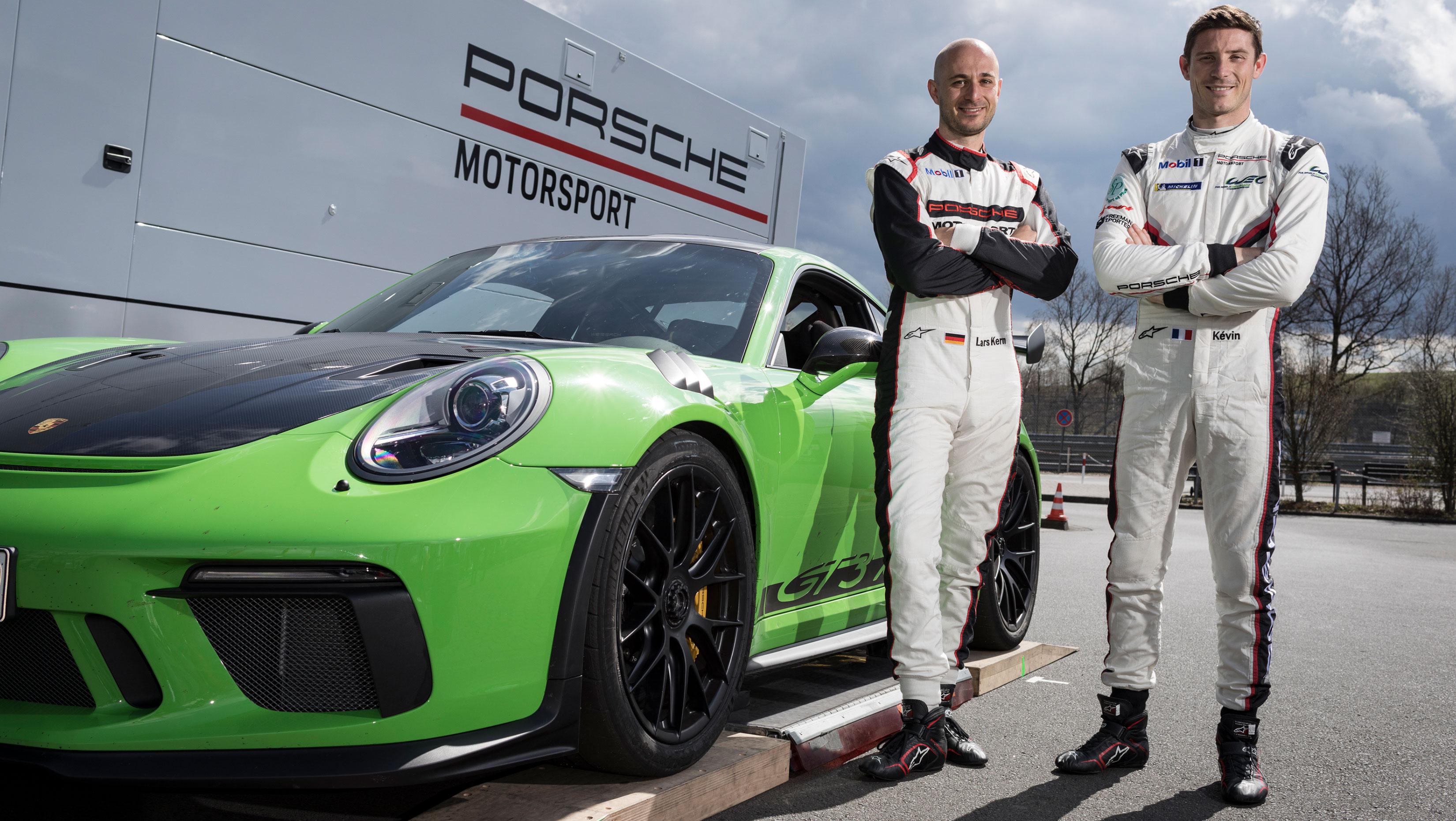 TrackWorthy - Porsche 911 GT3 RS Nurburgring Record - 04