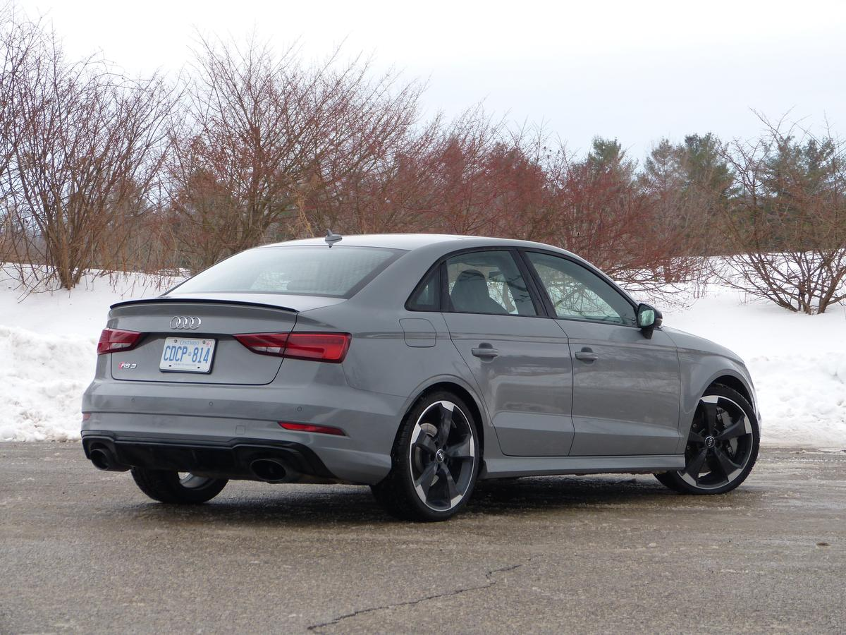 The Audi Rs 3 Is The Fast And The Fun Wheels Ca