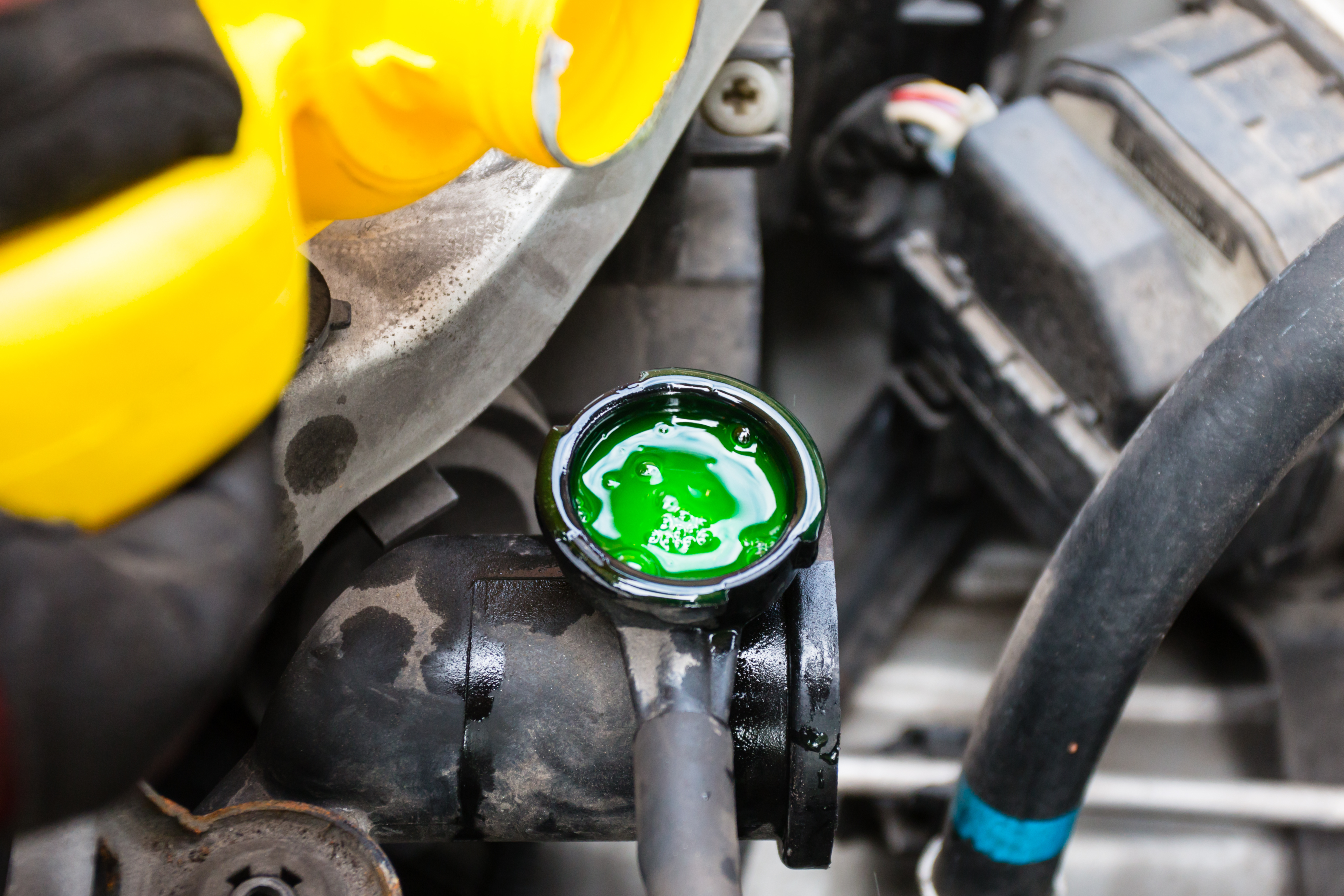 Selecting the Right Coolant for Your Car – WHEELS ca