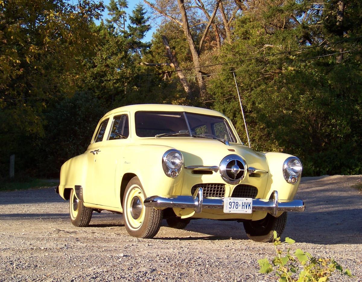 Eye Candy: 1950 Studebaker Champion