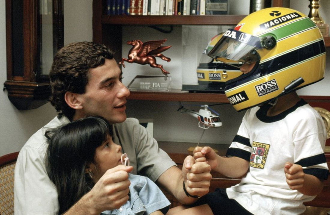 Ayrton Senna's incredible racing career