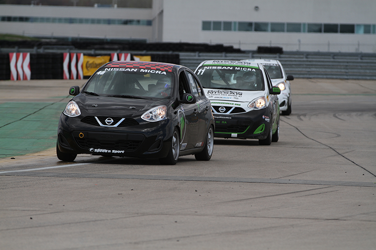 Nissan Micra Cup Brand