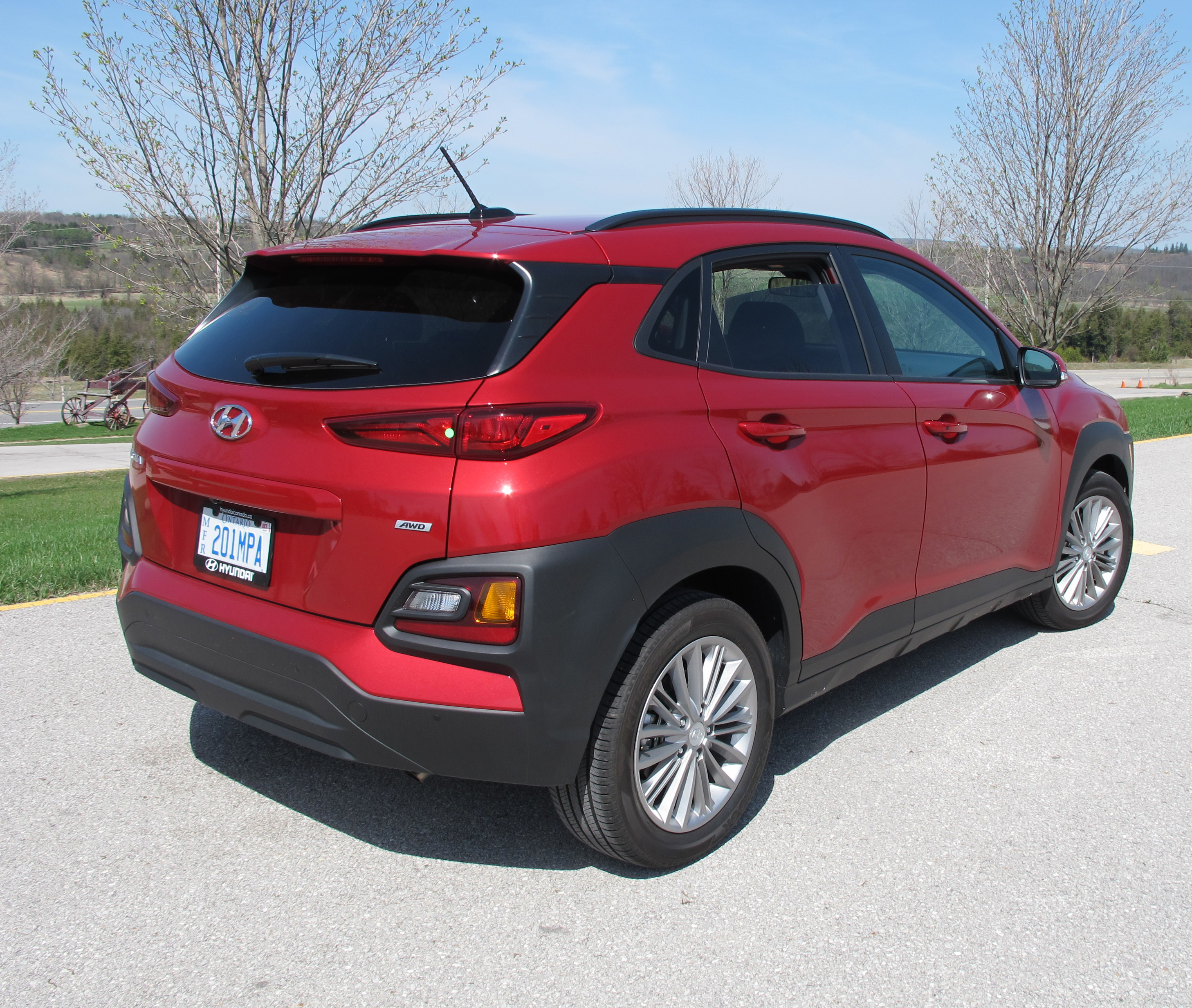 Review: 2018 Hyundai Kona CUV