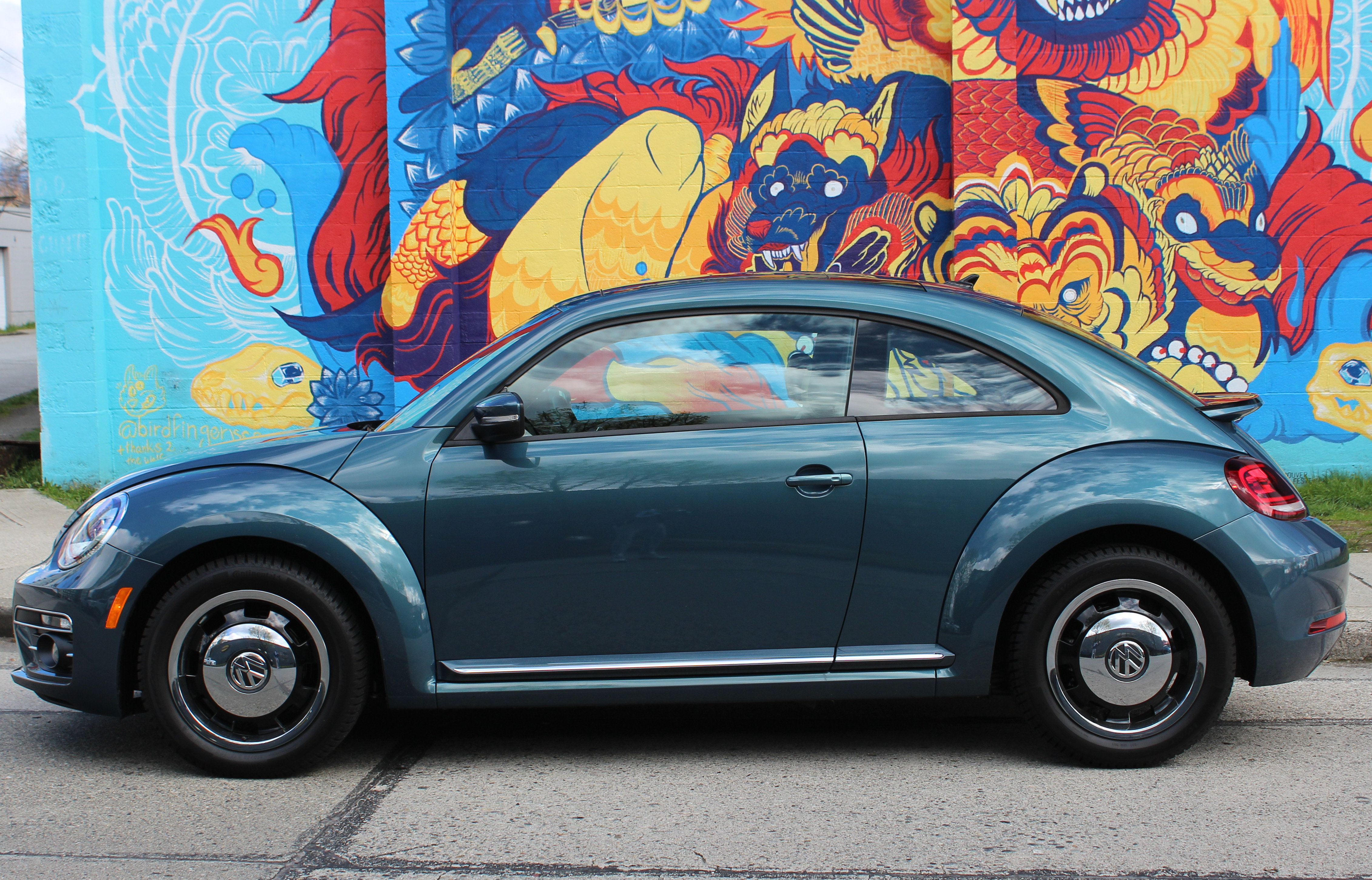 Review 2018 Volkswagen Beetle Coupe Coast Edition