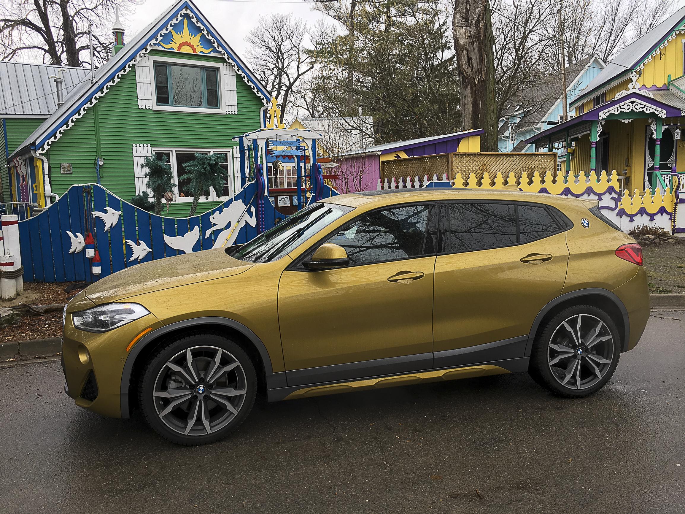 Road Trip: 2018 BMW X2 to Niagara