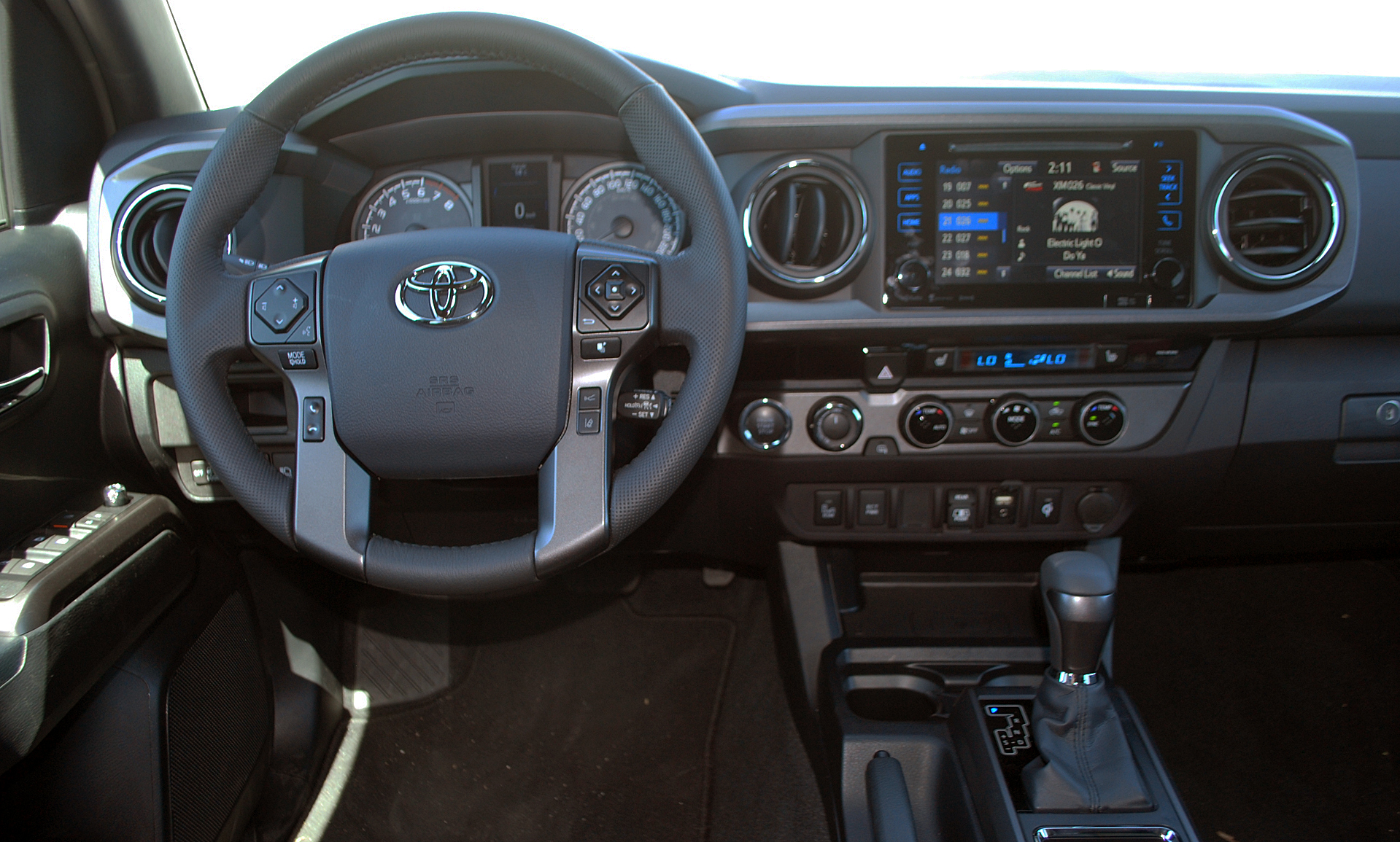 Review: 2018 Toyota Tacoma – WHEELS ca