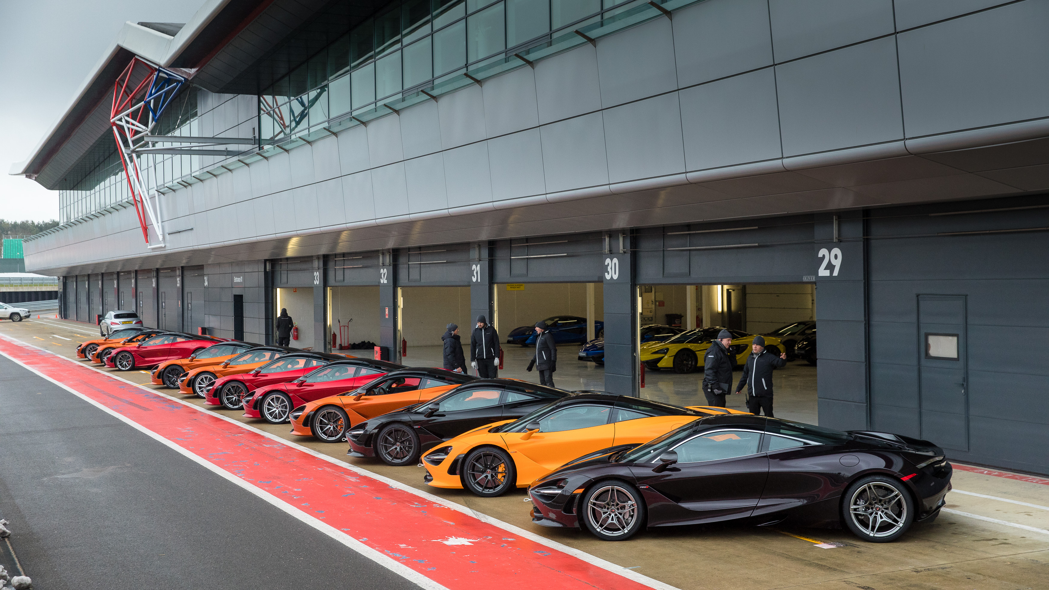 Pure McLaren Silverstone March 2018