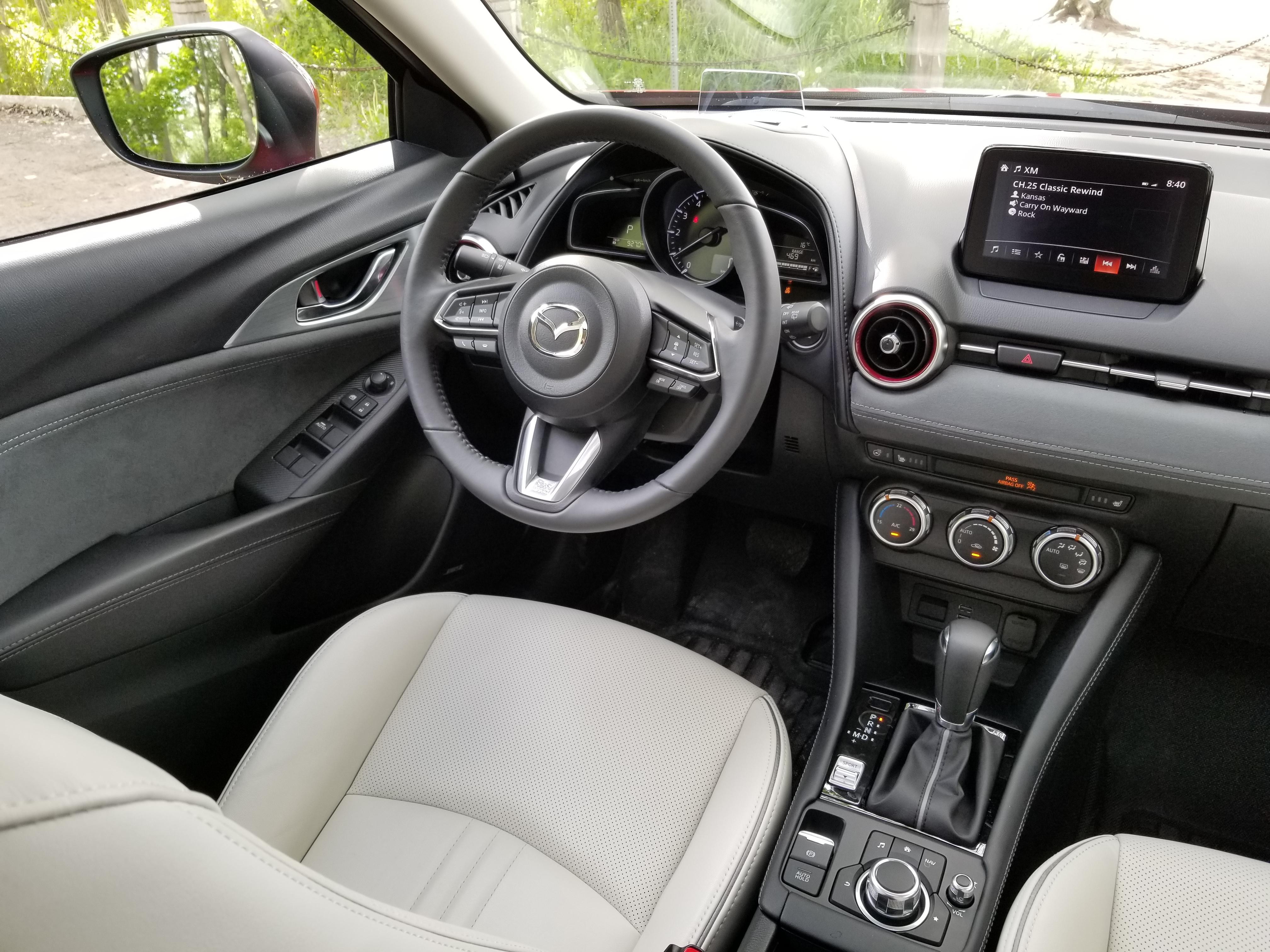 Review: 2019 Mazda CX-3 GT – WHEELS.ca
