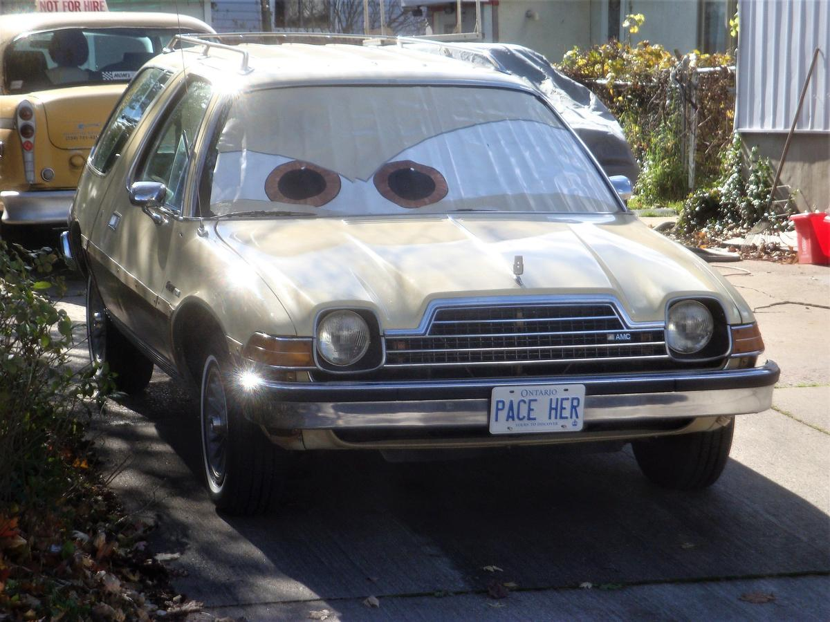 Eye Candy 1979 AMC Pacer