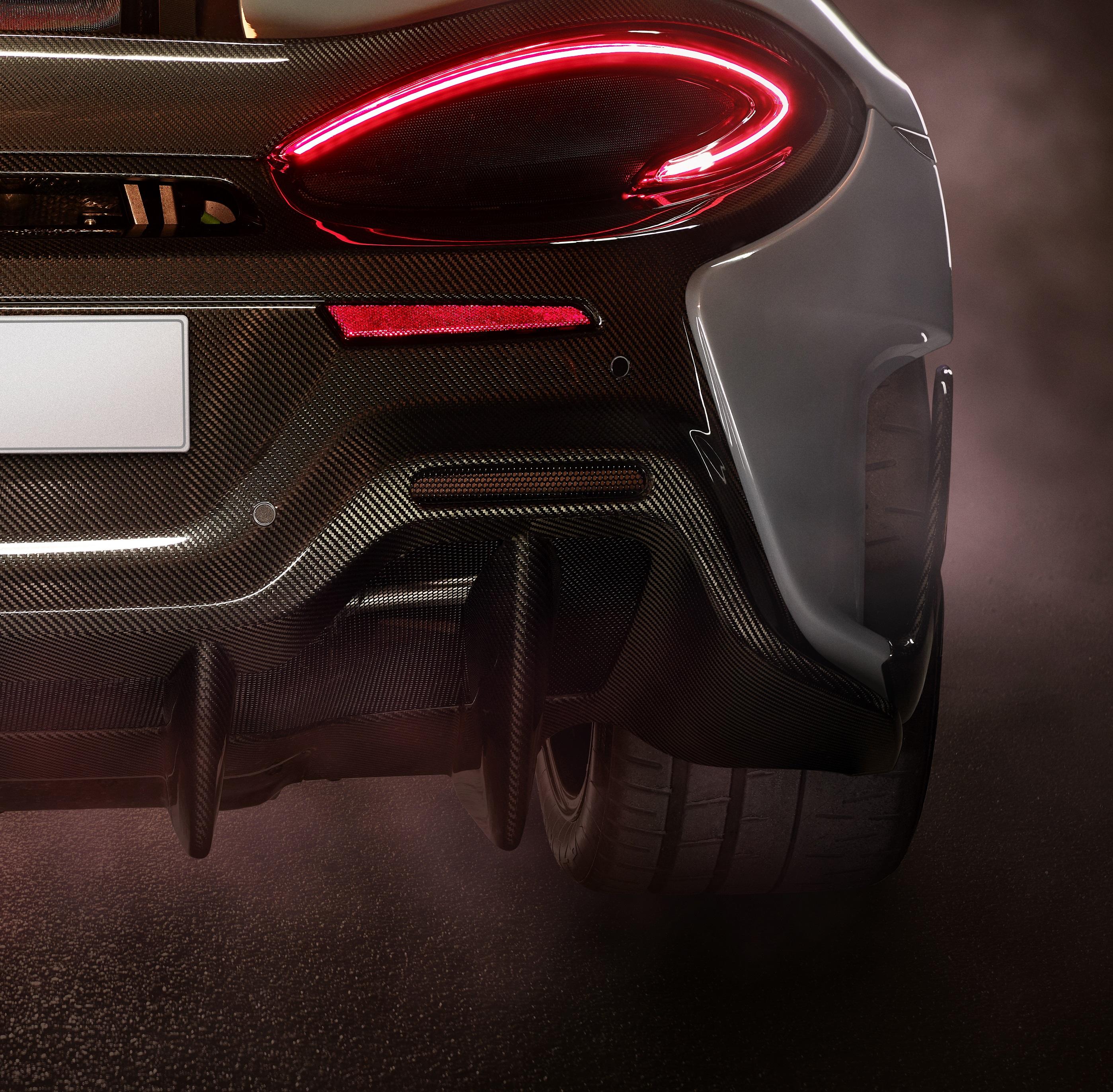 McLaren's Track22