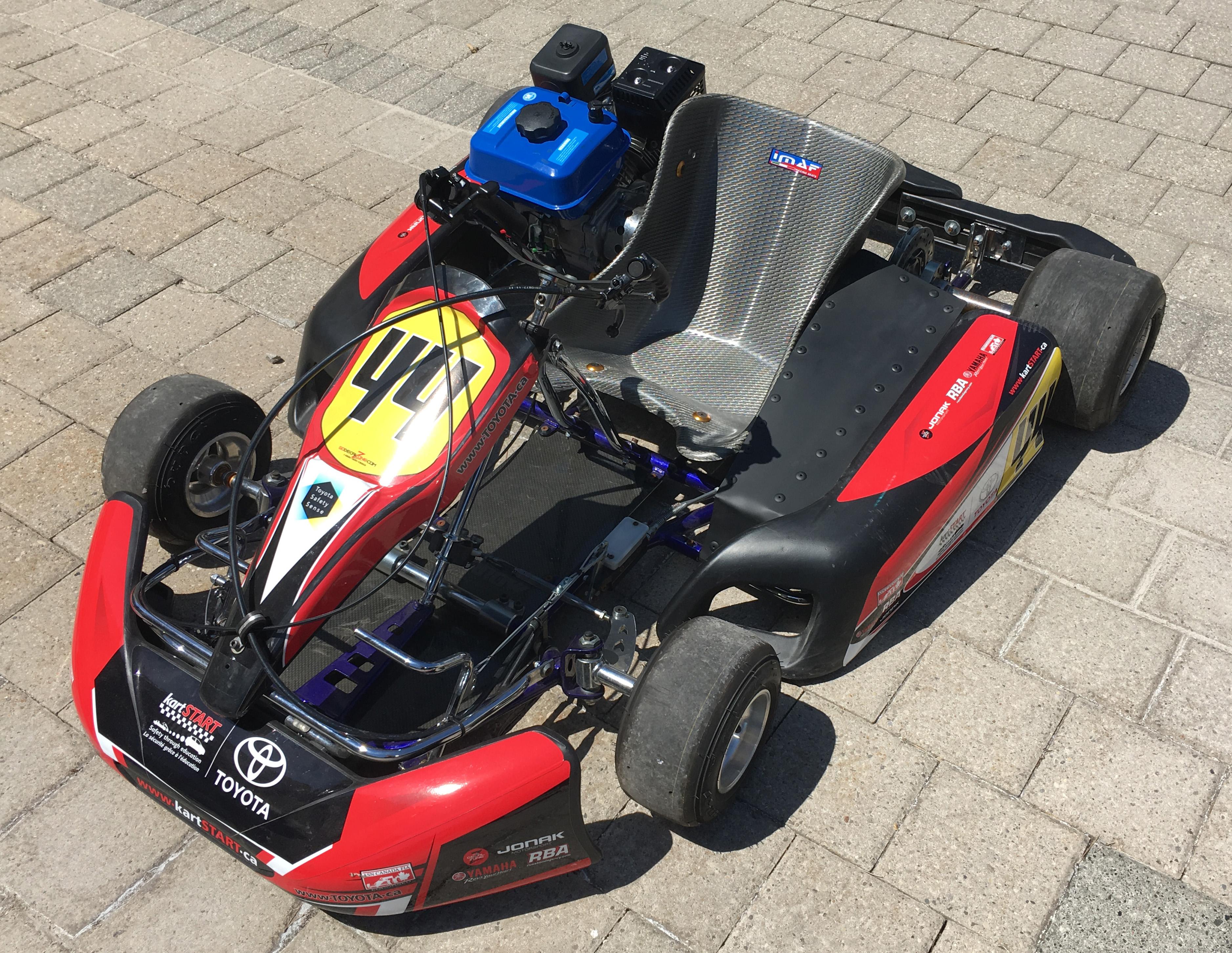 Speedway winnipeg go karts
