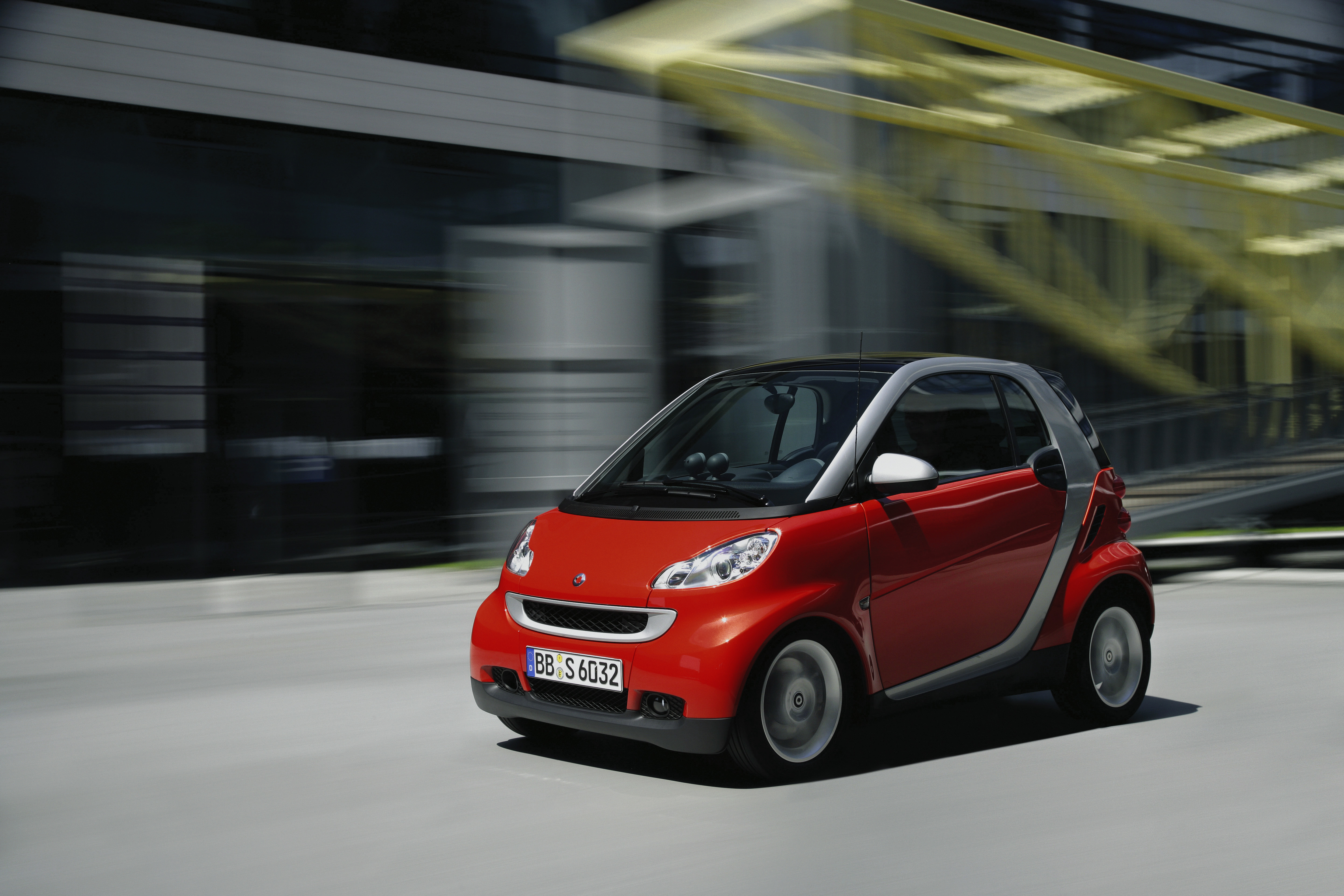 The Smart Story smart fortwo cdi