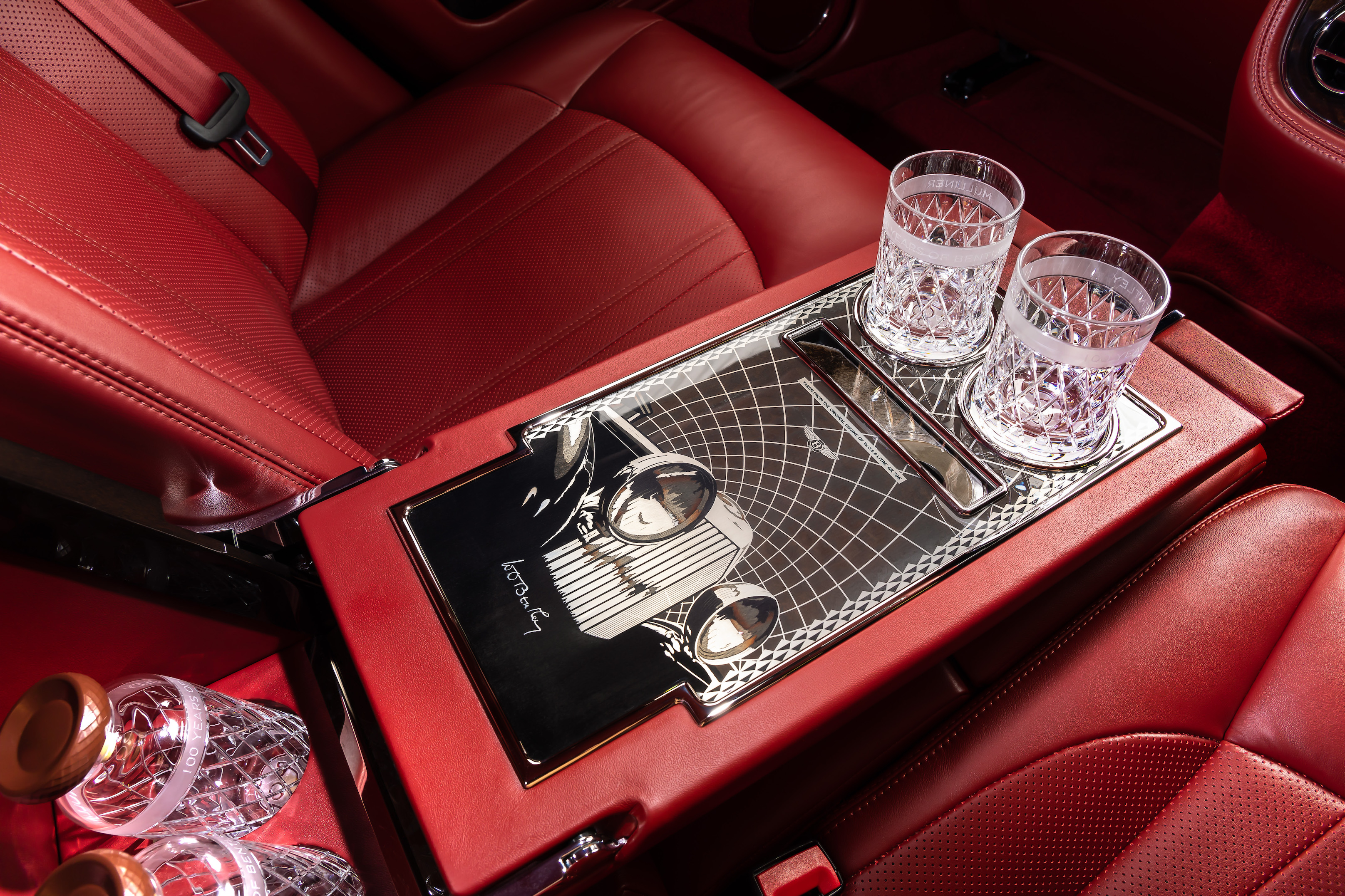 Bentley Mulsanne WO Edition Interior