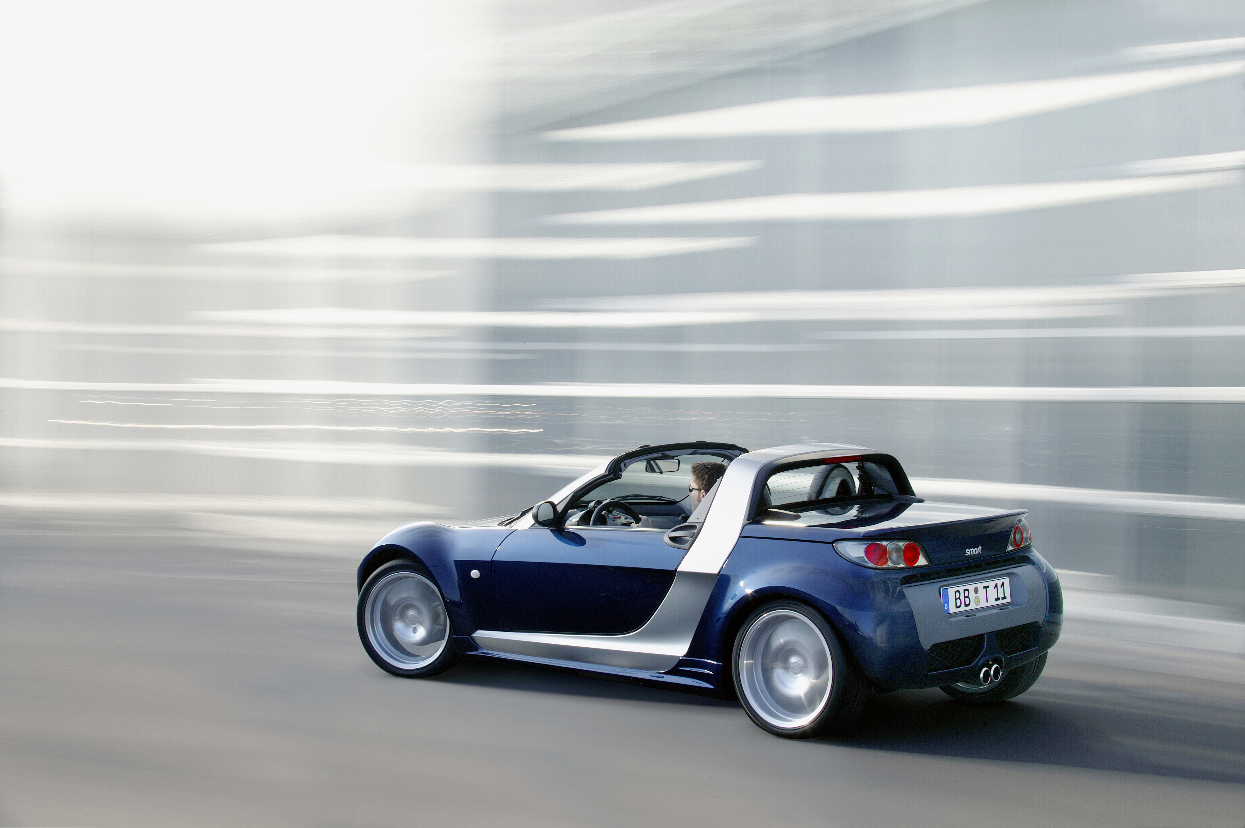 The Smart Story smart roadster