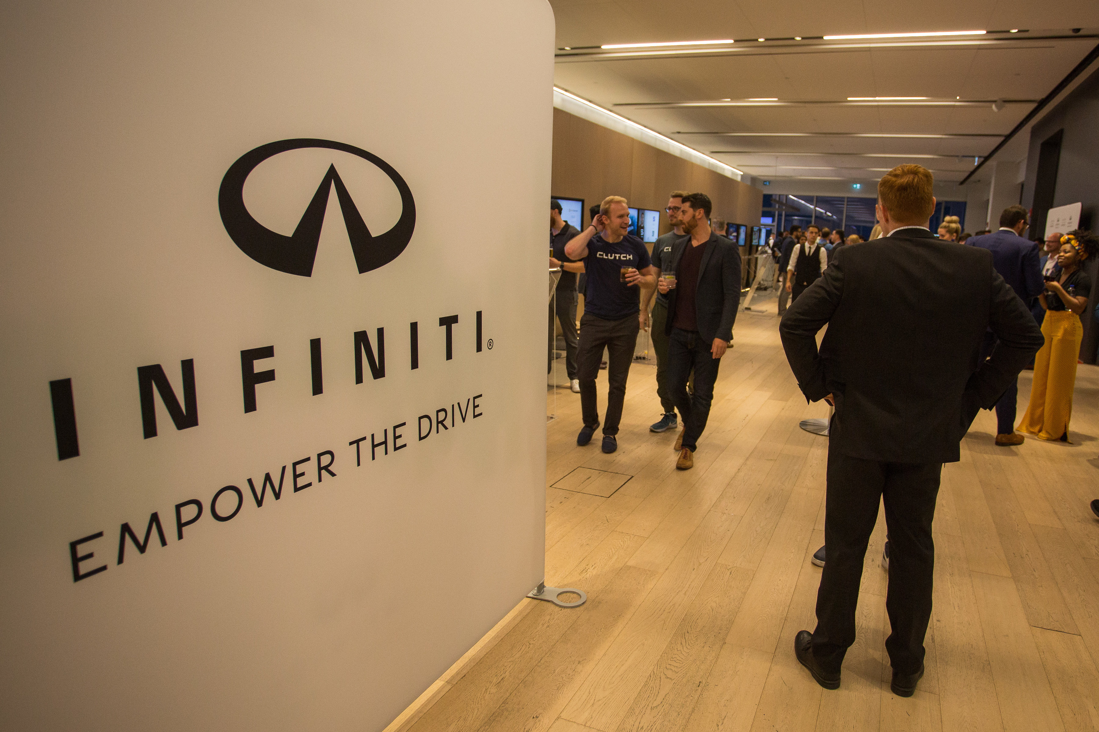 INFINITI Lab Toronto SmartTones