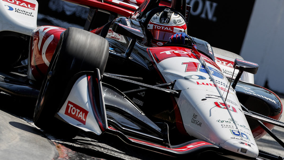 Honda Indy Toronto Race Times