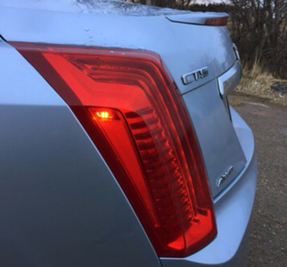 Review 2018 Cadillac CTS Premium Luxury 3.6L