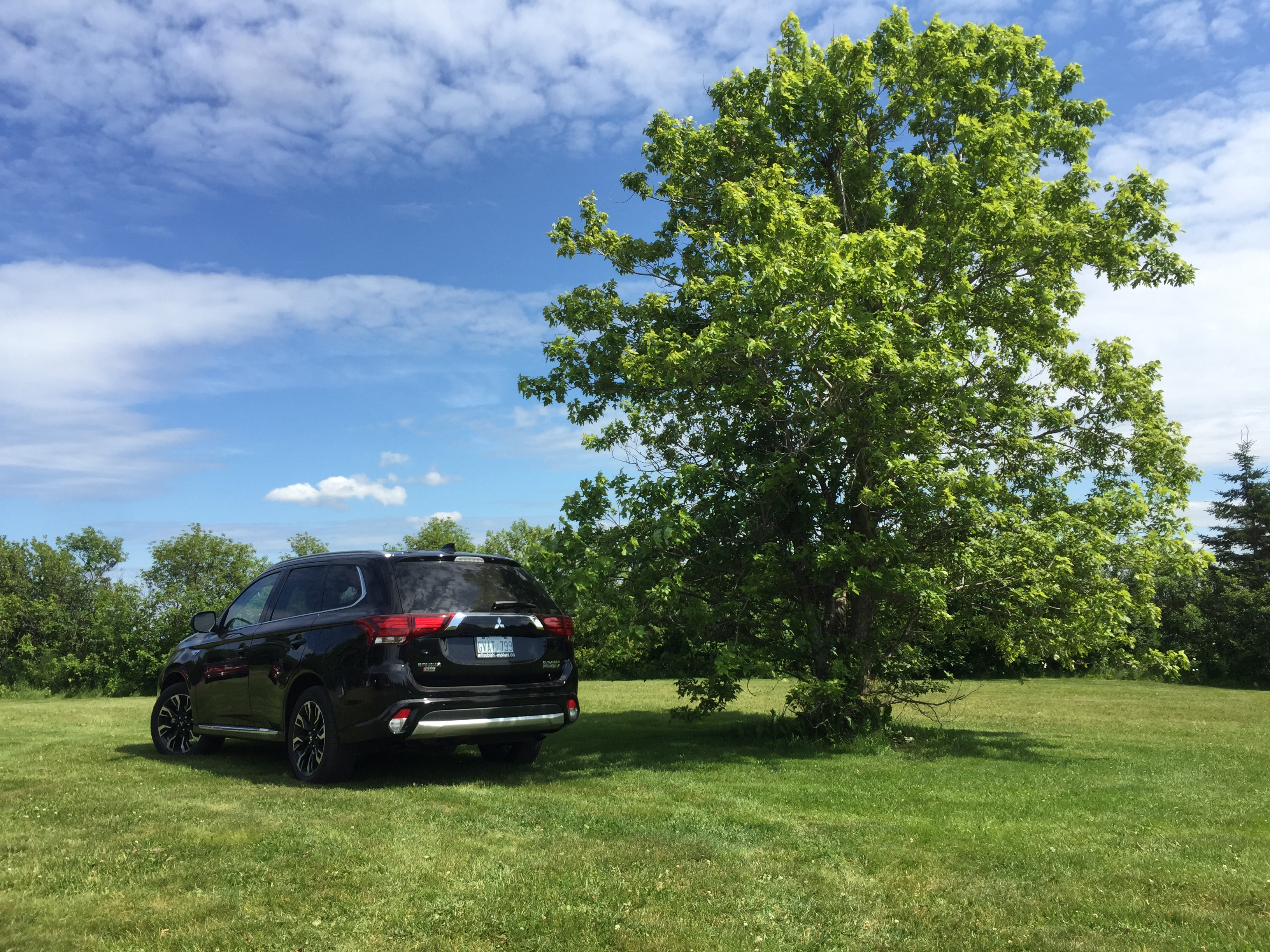 Review 2018 Mitsubishi Outlander PHEV