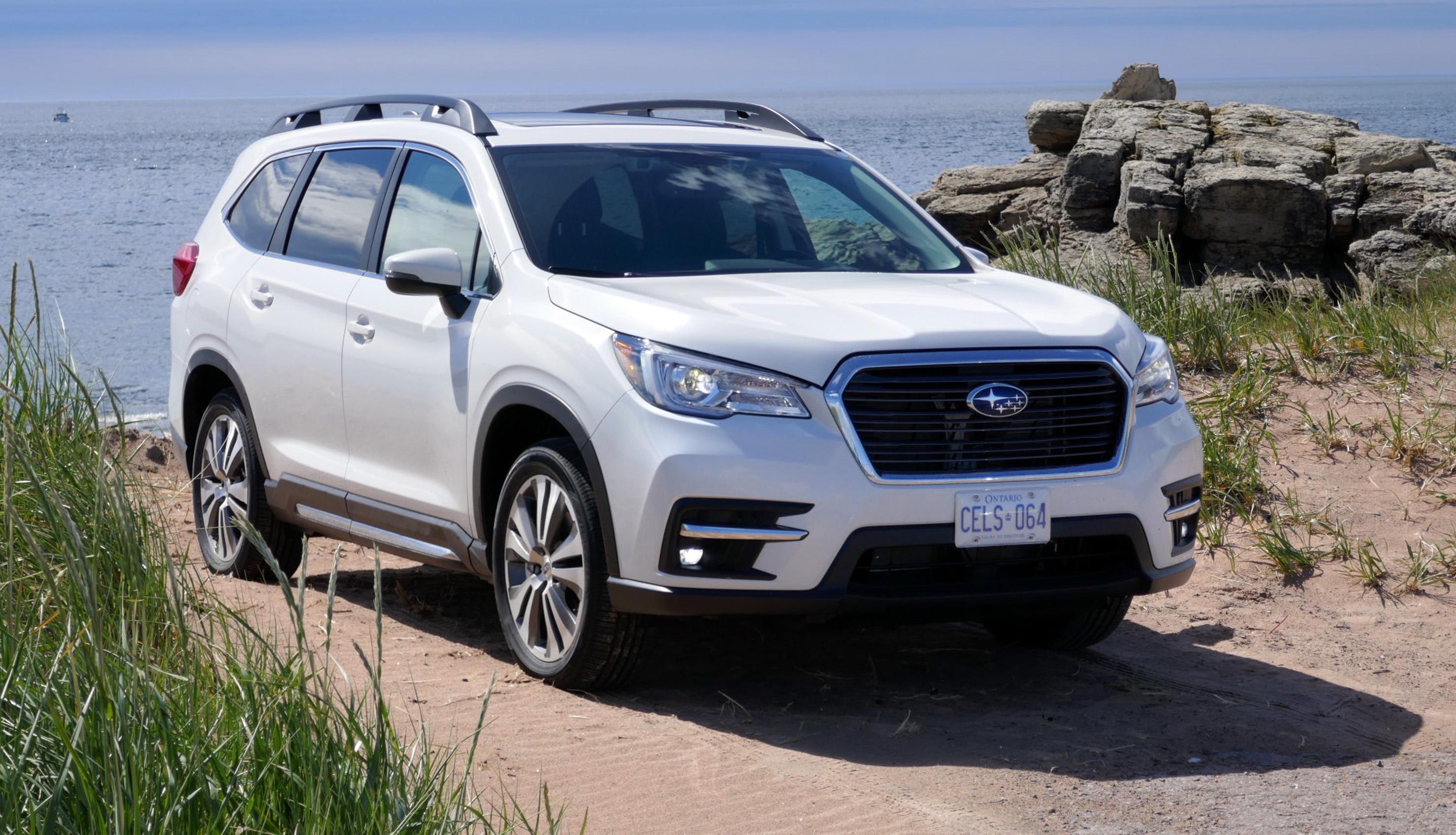 First Drive 2019 Subaru Ascent Wheels Ca