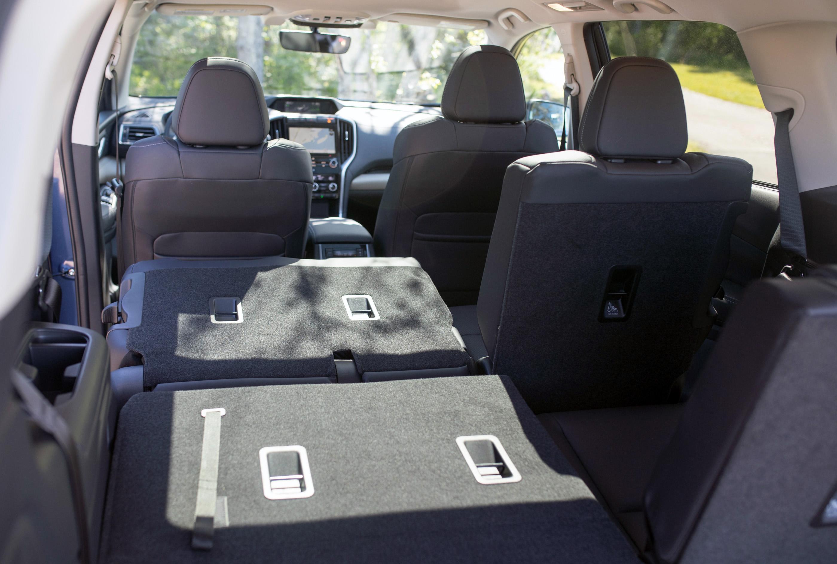 First Drive: 2019 Subaru Ascent