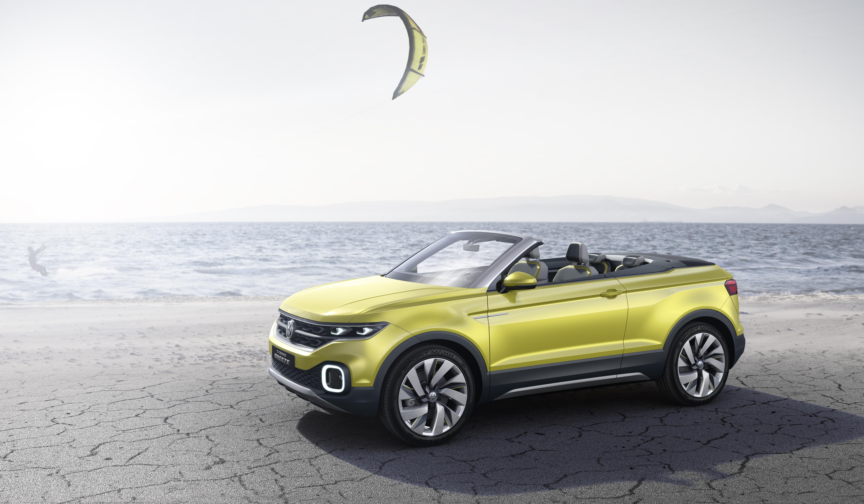 VW T-Cross added to SUV models – WHEELS ca
