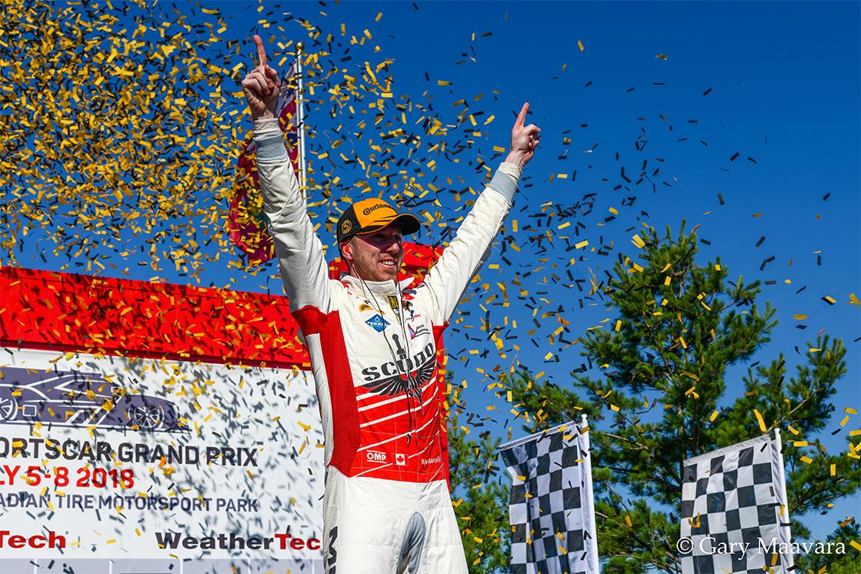 TrackWorthy - Continental Tire Sportscar Challenge_Kyle Marcelli_race winner