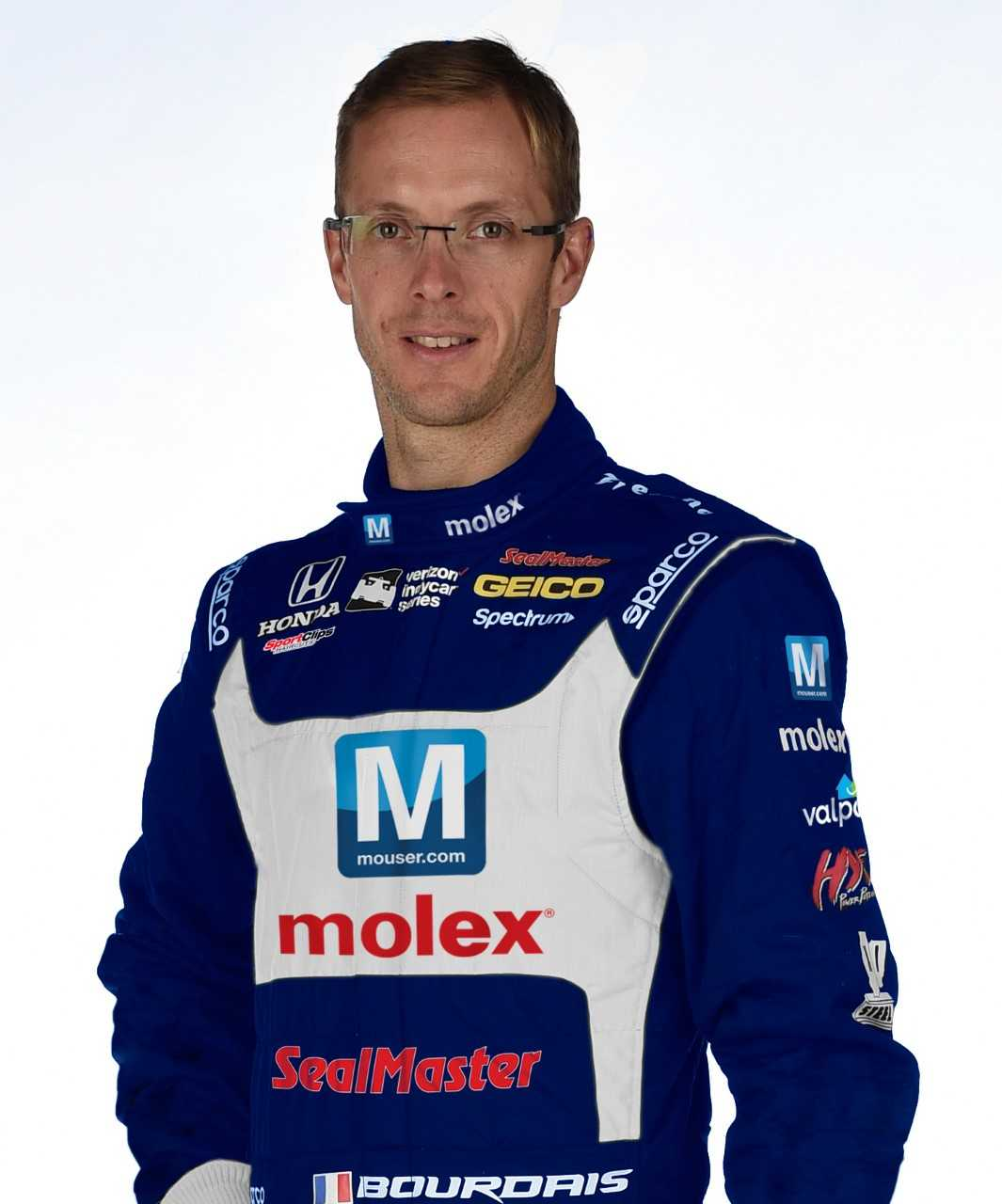 bourdais Pete Shepherd