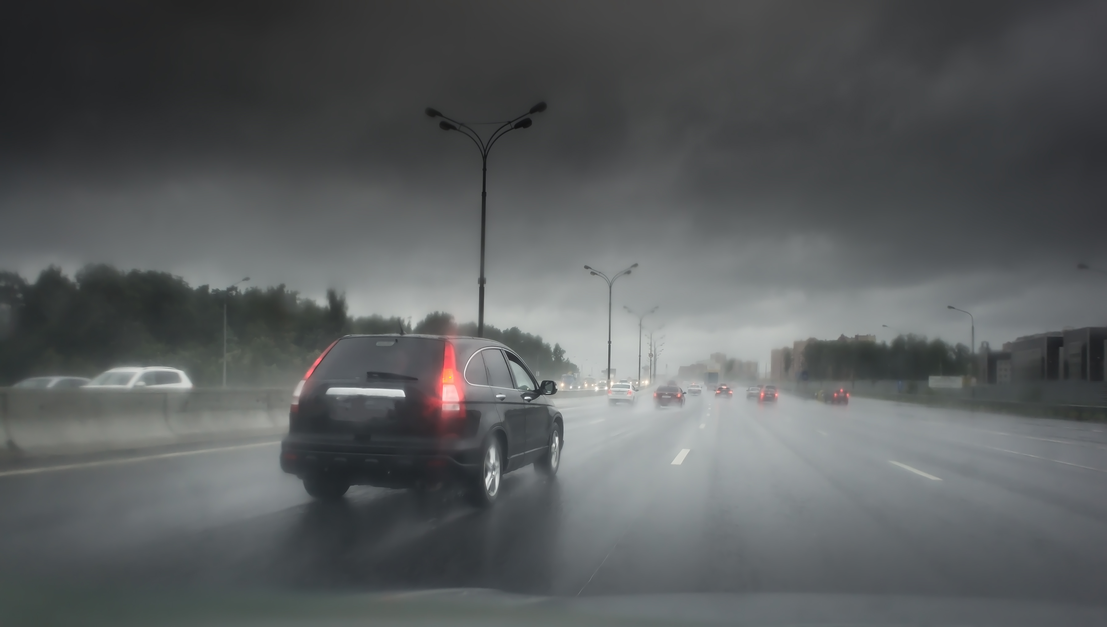 Top 5 Tips for Driving in the Rain
