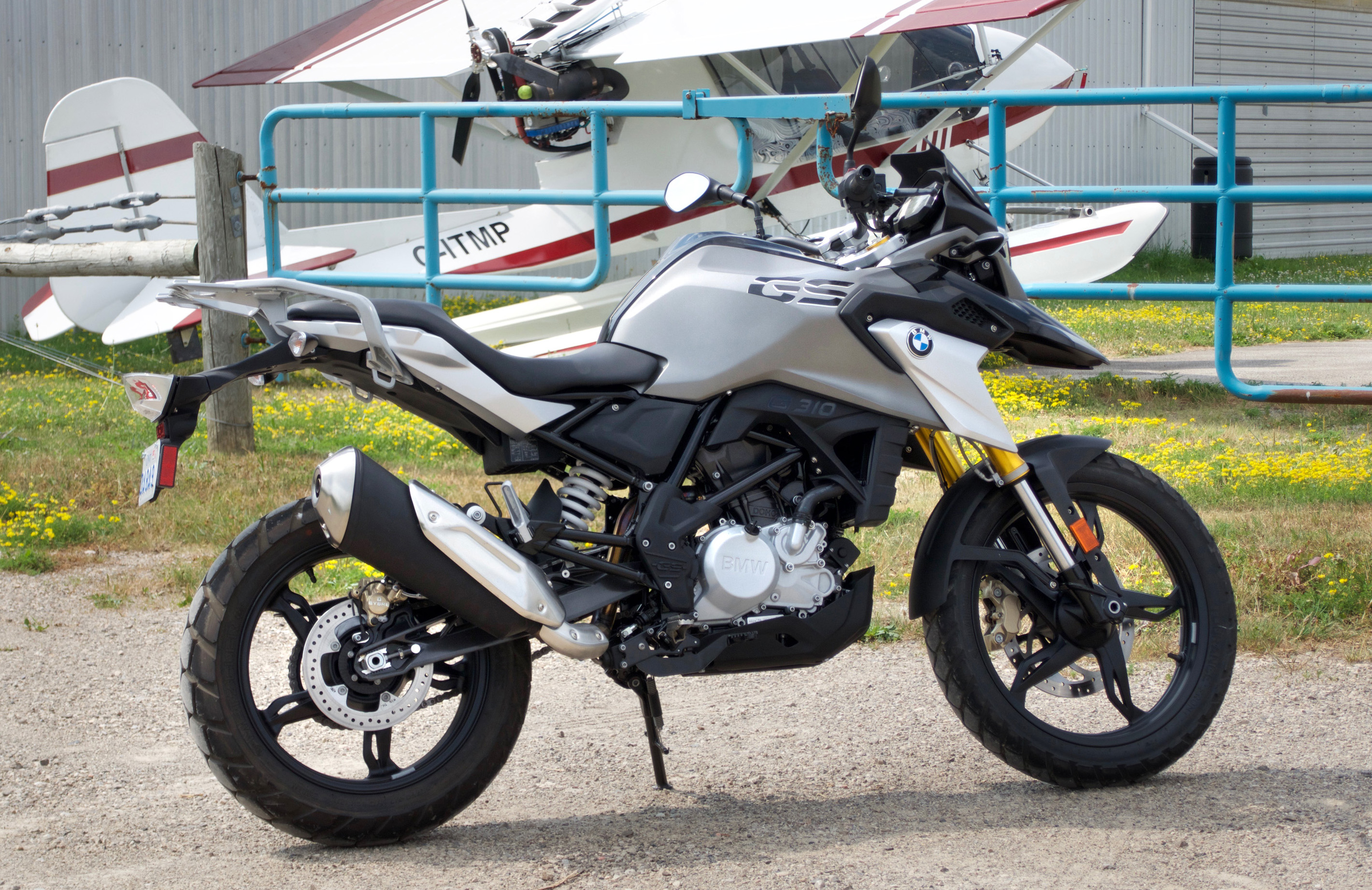 Review 2018 Bmw G 310 Gs Wheels Ca