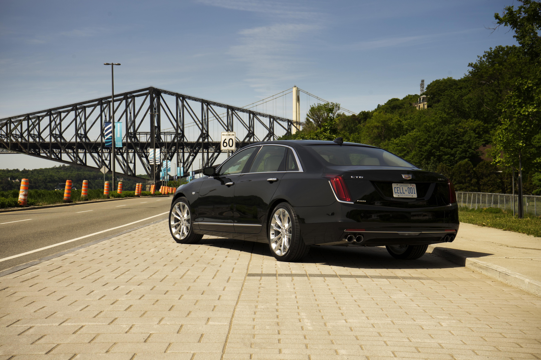 2018 Cadillac CT6 Platinum