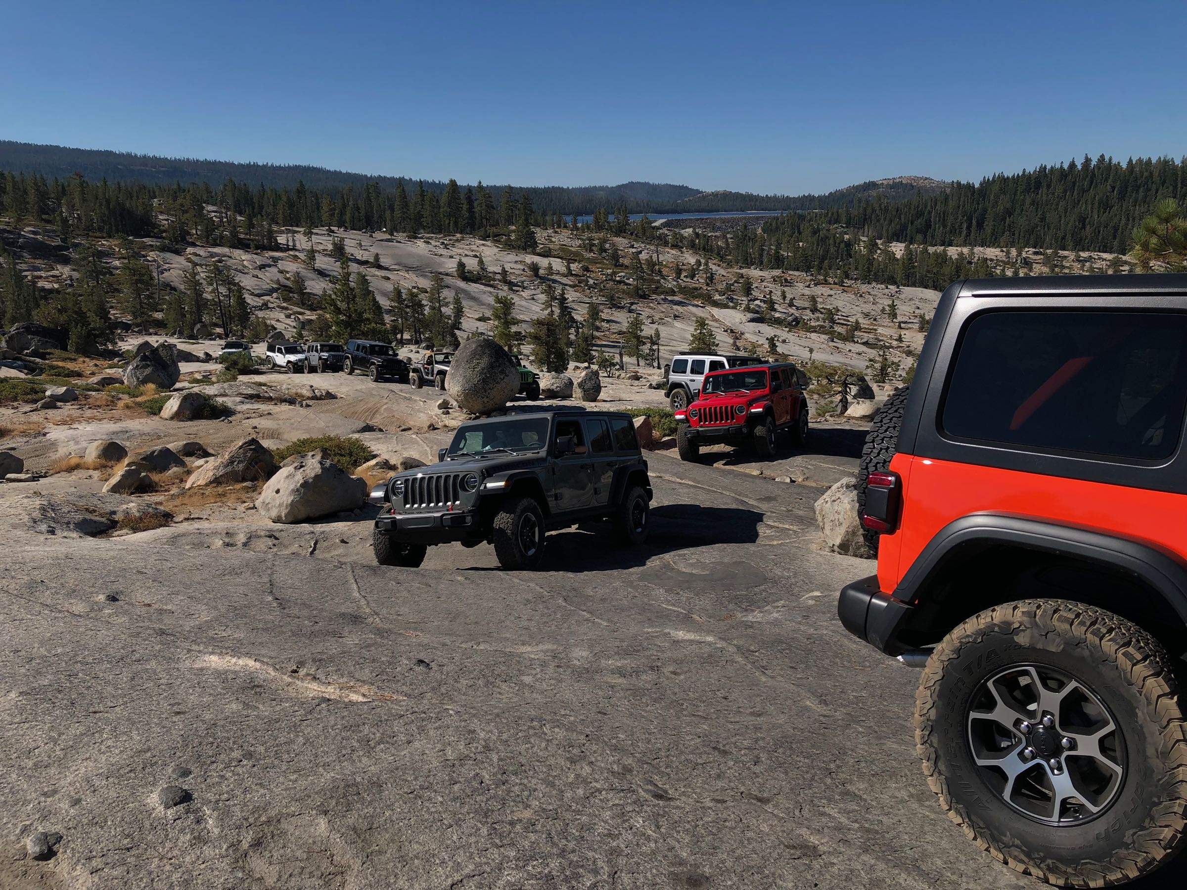 First Drive 2018 Jeep Wrangler Rubicon