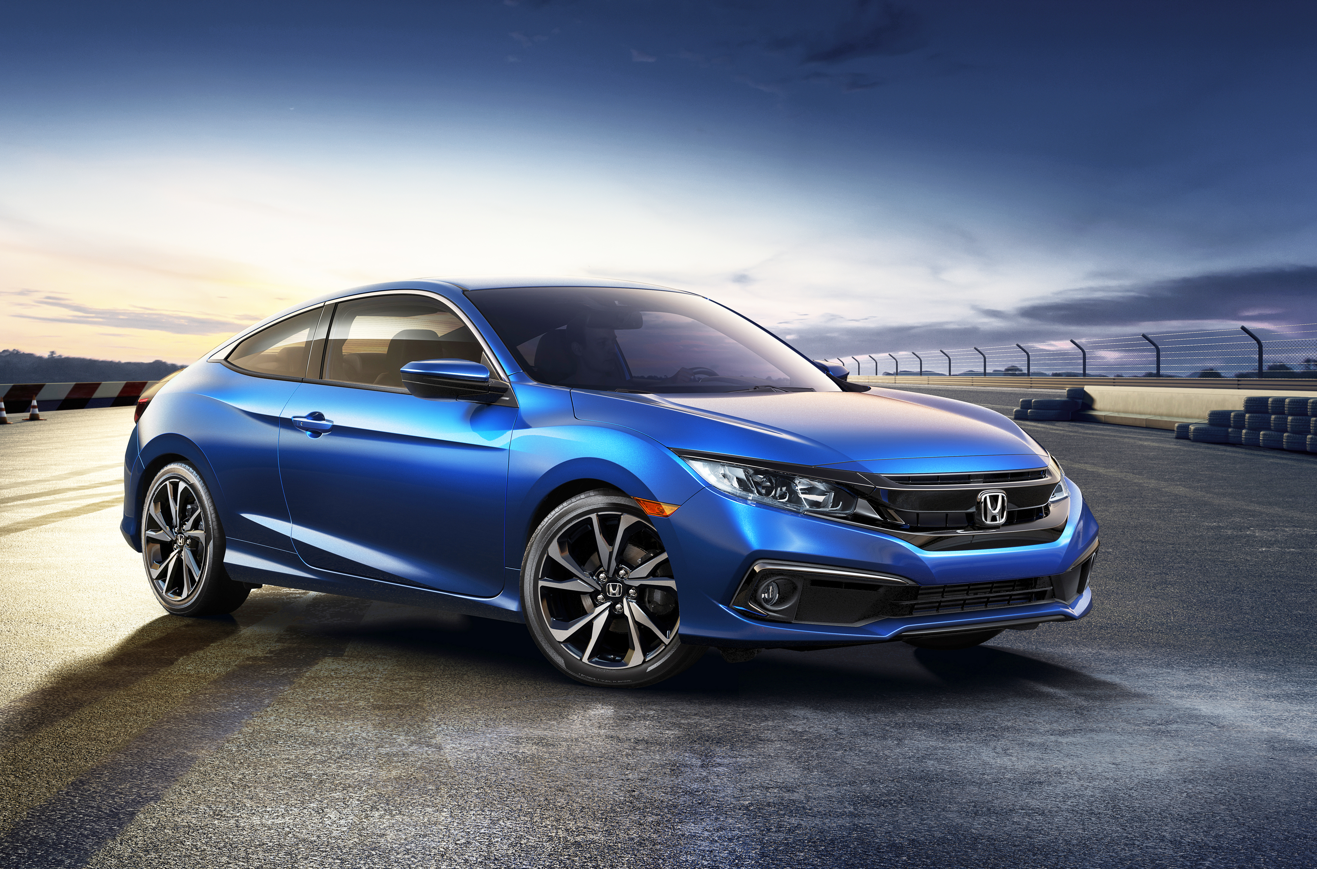Civic Coupe And Sedan Refreshed For 2019 Wheelsca