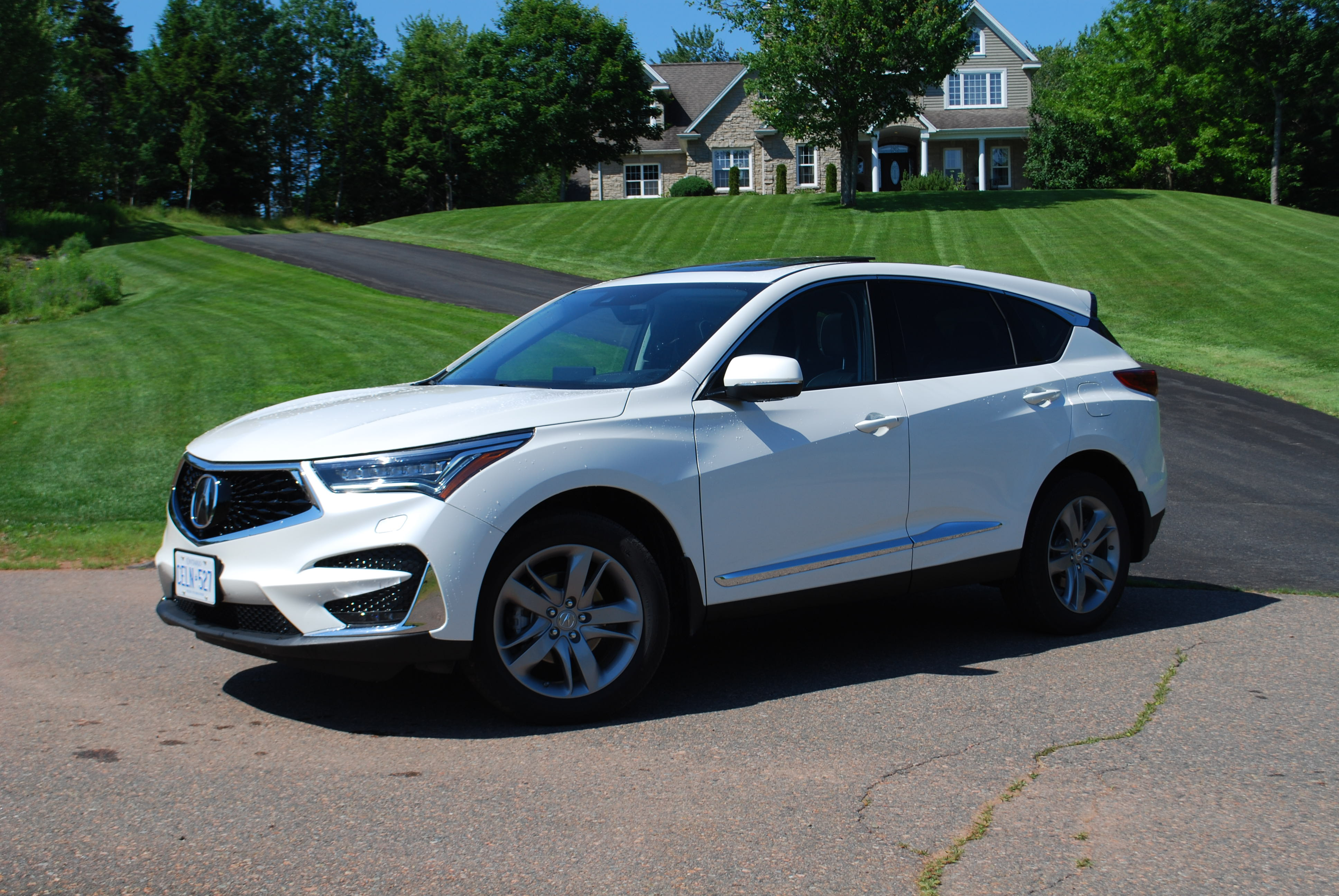 Review Acura RDX Platinum Elite WHEELSca - 2018 acura rdx rims