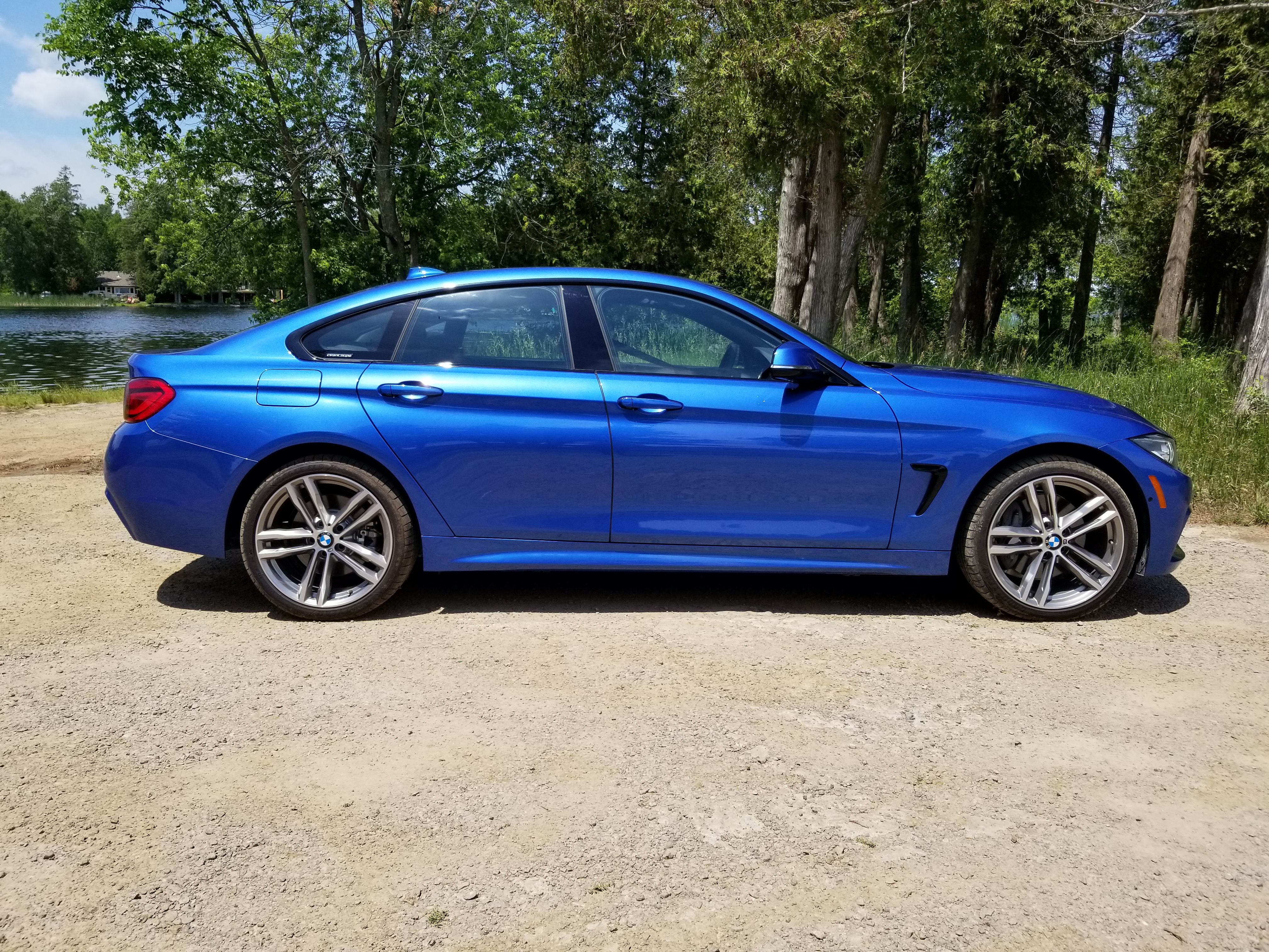 Review 2019 Bmw 4 Series Gran Coupe Wheels Ca