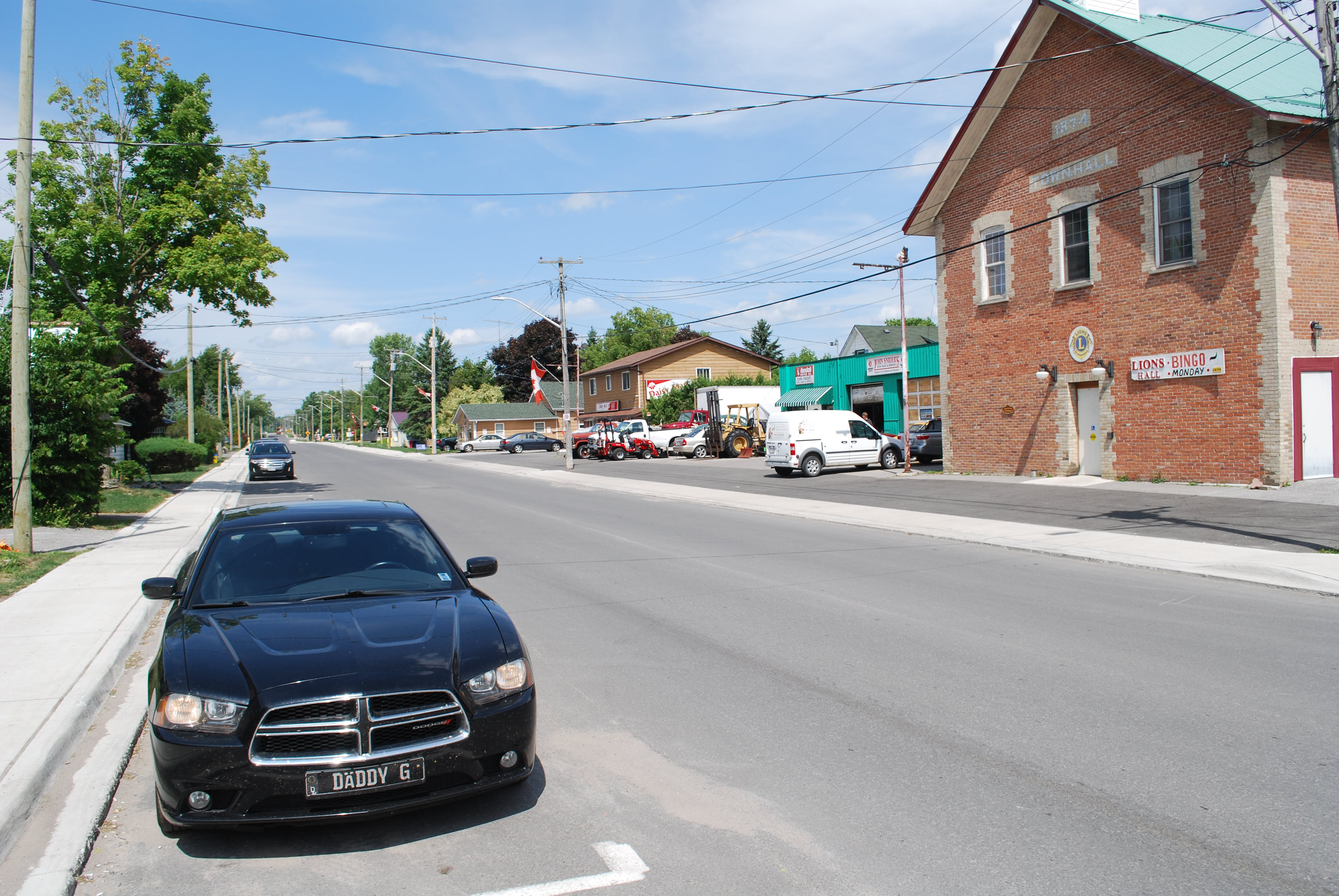 Road Trip Bobcaygeon to Kingston in a Canadian-Built Charger