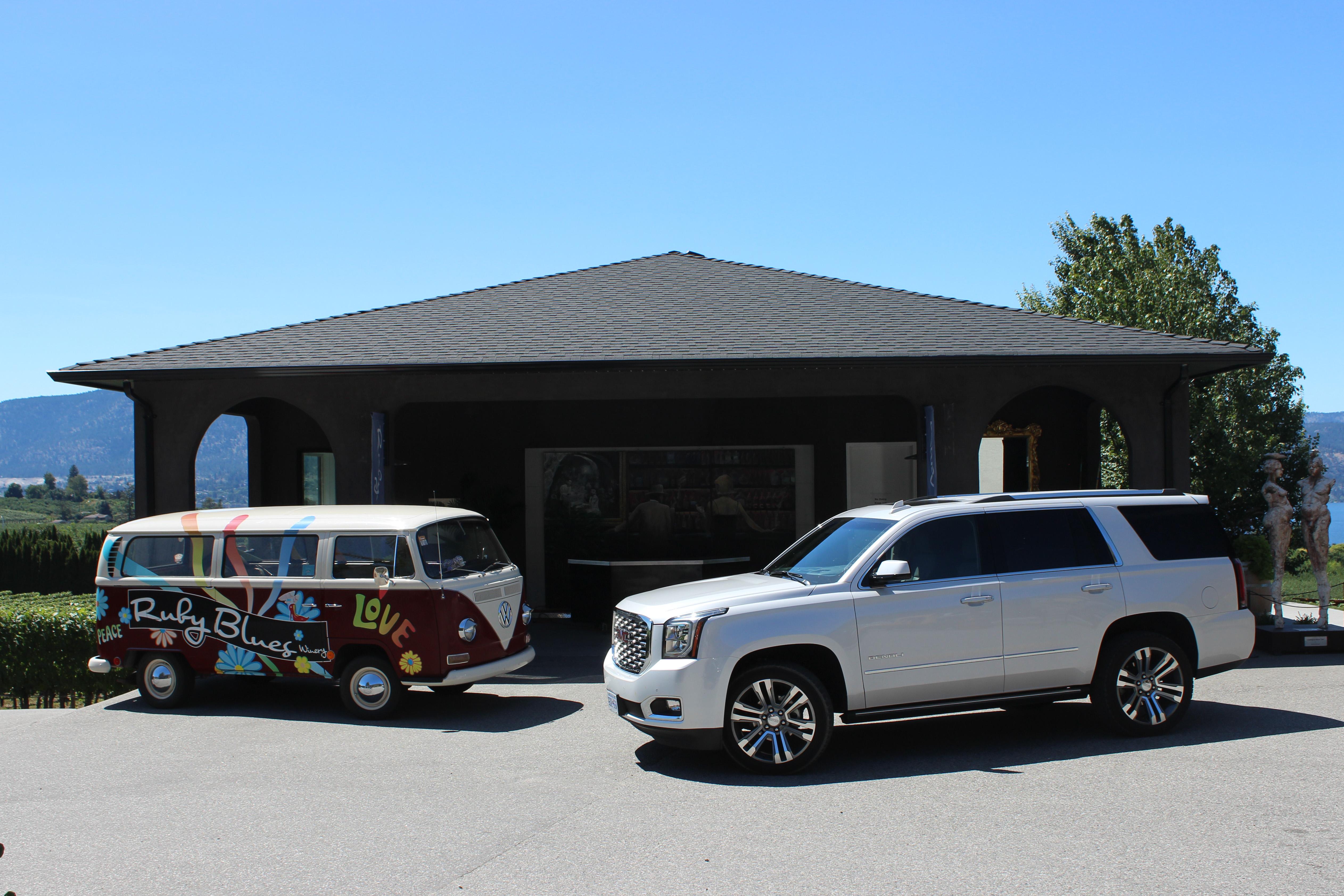 2018 GMC Yukon Denali SUV